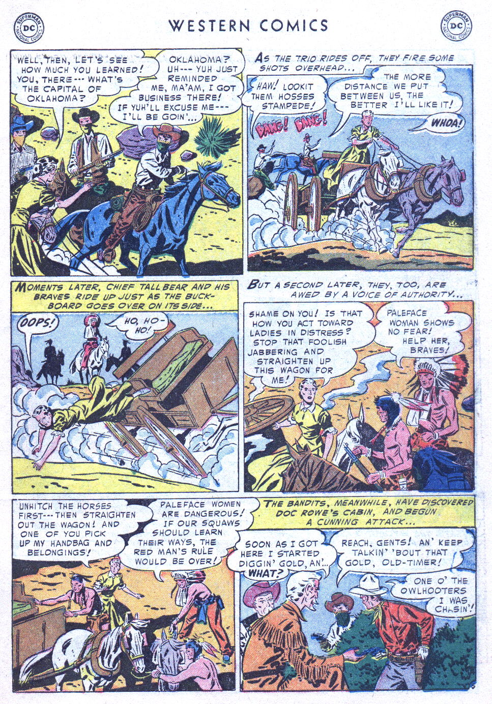 Western Comics issue 42 - Page 7