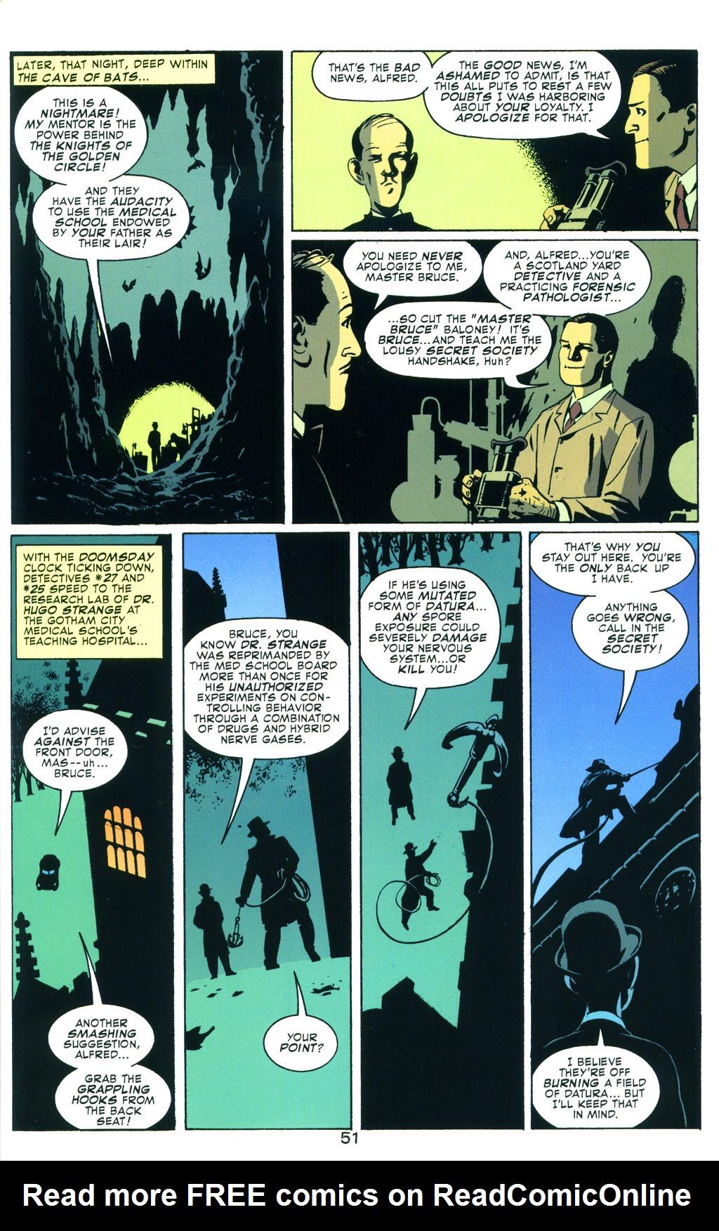 Read online Batman: Detective #27 comic -  Issue #27 TPB - 57