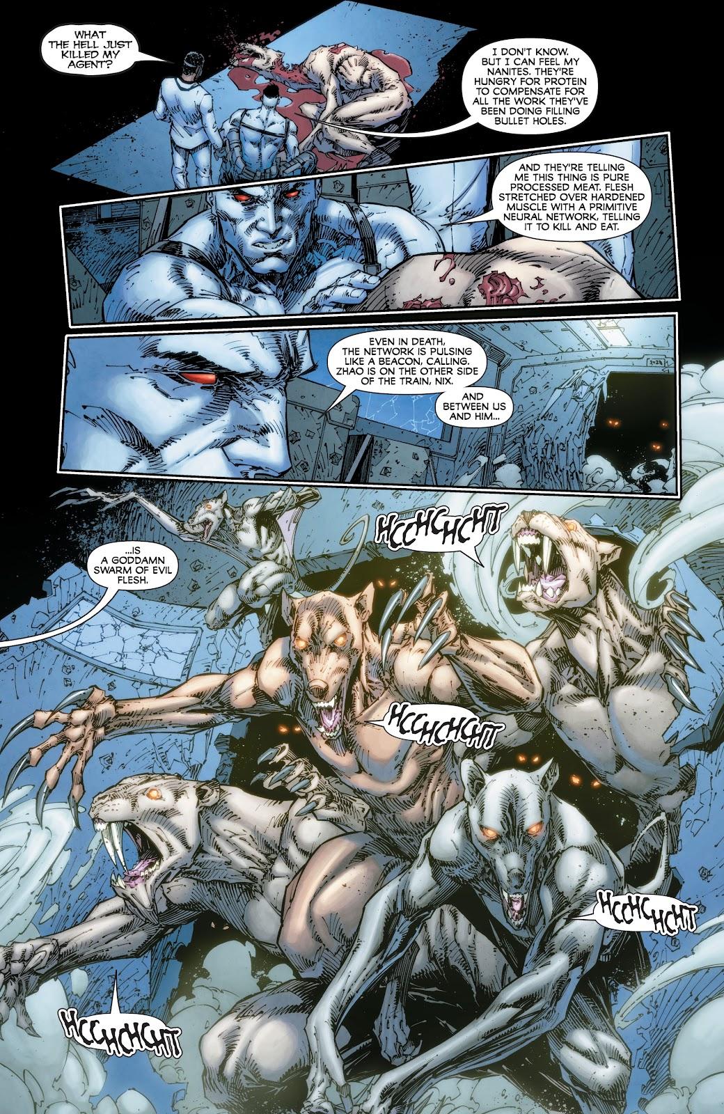 Read online Bloodshot (2019) comic -  Issue #4 - 15