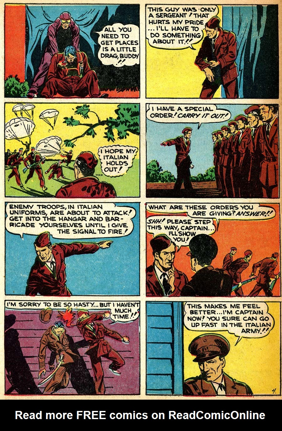 Blue Ribbon Comics (1939) issue 8 - Page 58