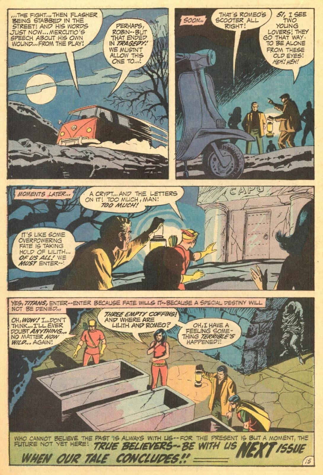 Teen Titans (1966) issue 35 - Page 18
