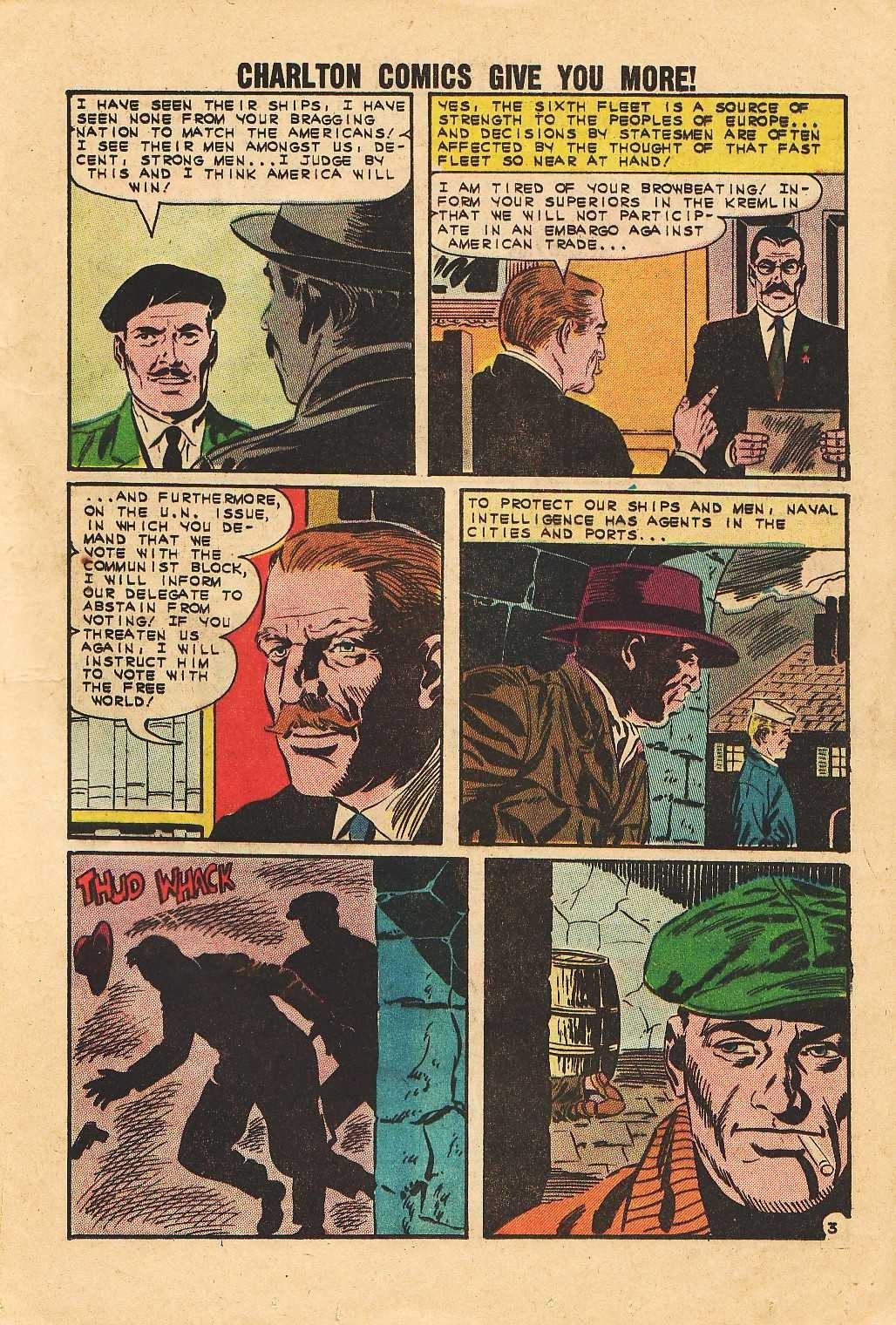 Read online Fightin' Navy comic -  Issue #113 - 13