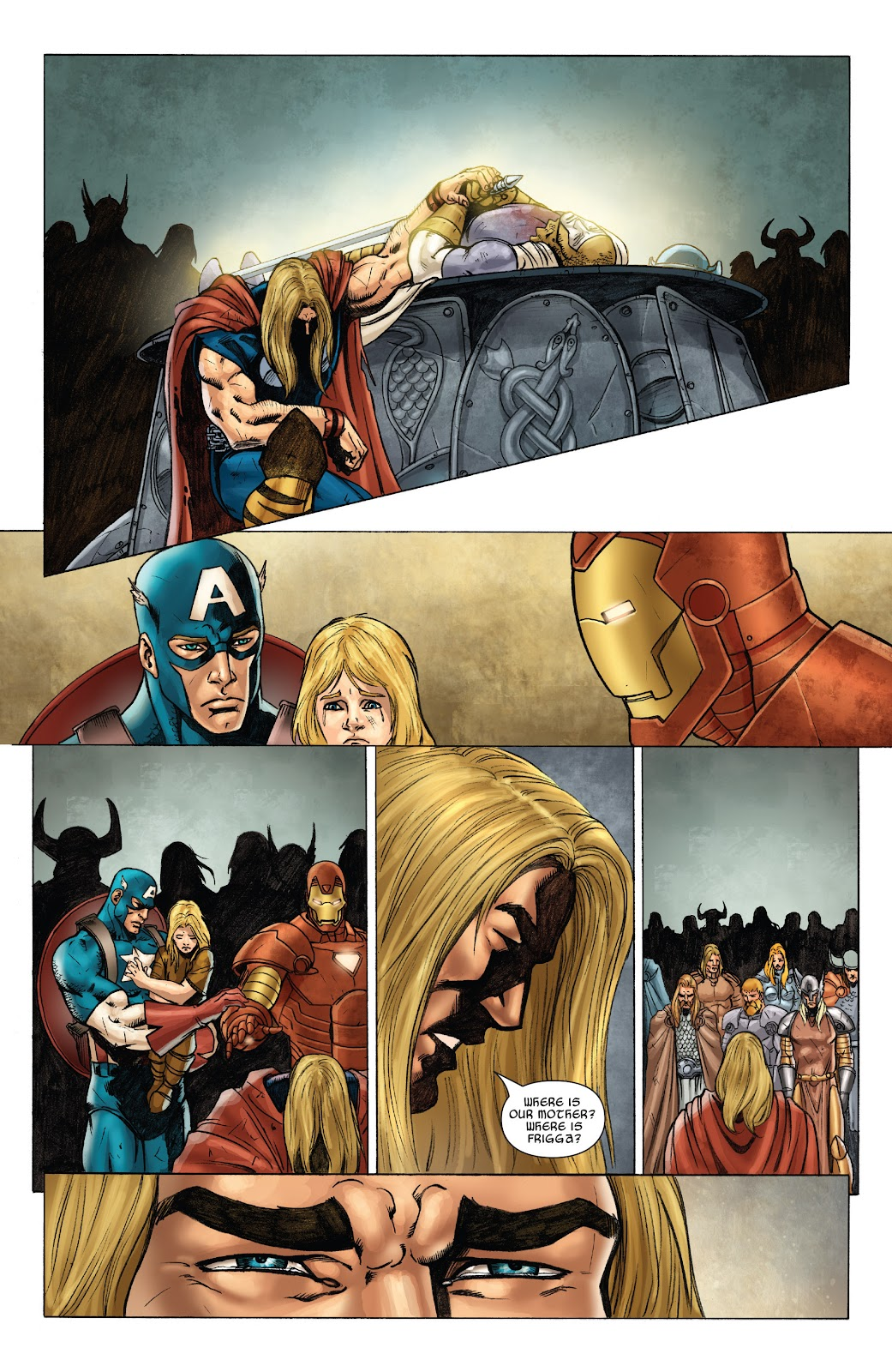 Read online Thor: Ragnaroks comic -  Issue # TPB (Part 2) - 70