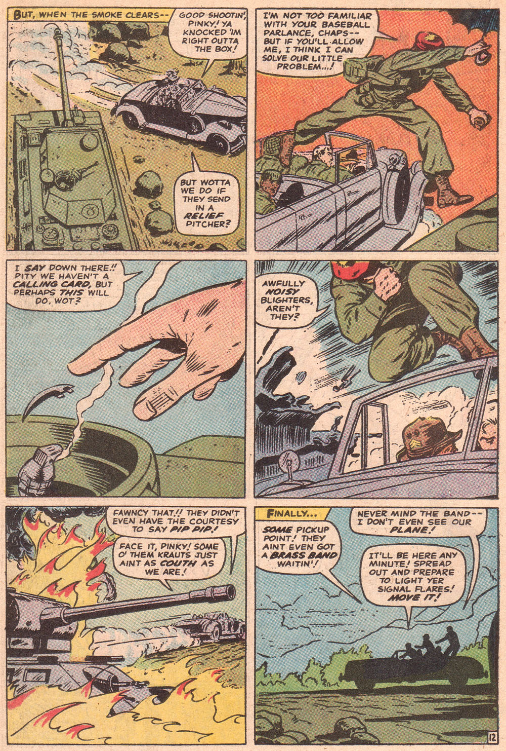 Read online Sgt. Fury comic -  Issue #80 - 18