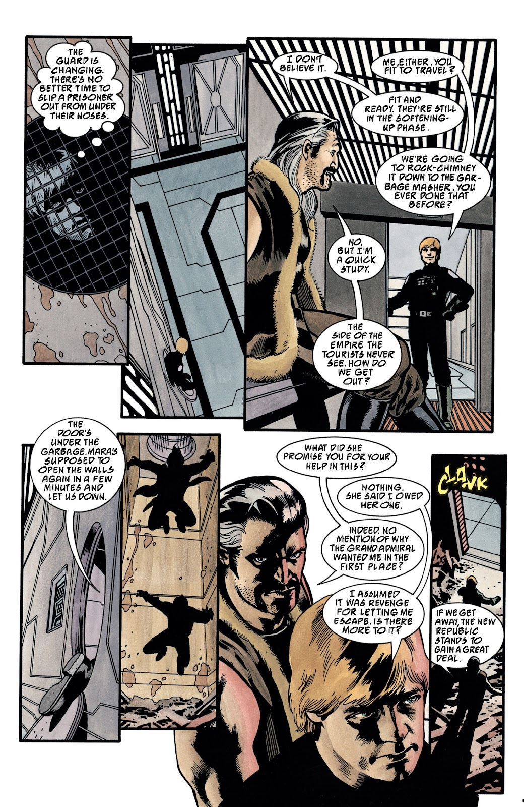 Read online Star Wars Legends: The New Republic - Epic Collection comic -  Issue # TPB 4 (Part 3) - 54
