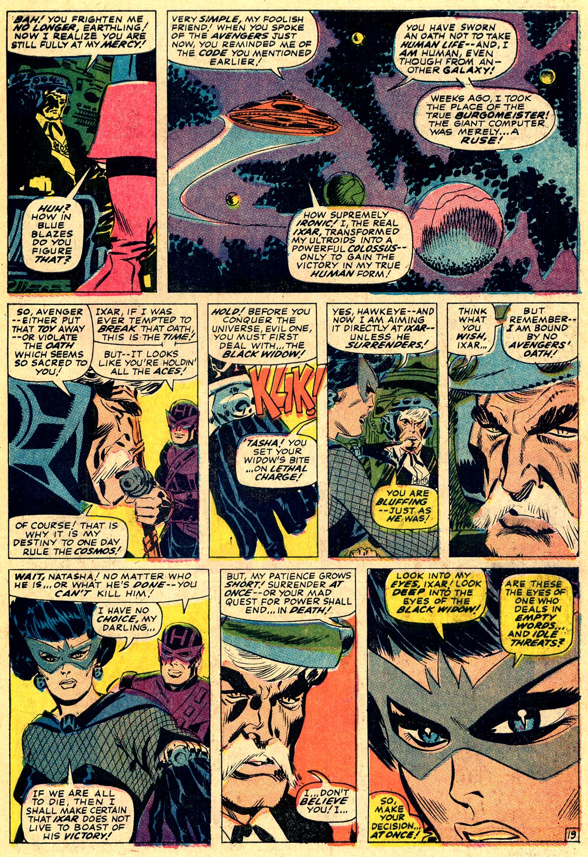 The Avengers (1963) 37 Page 26
