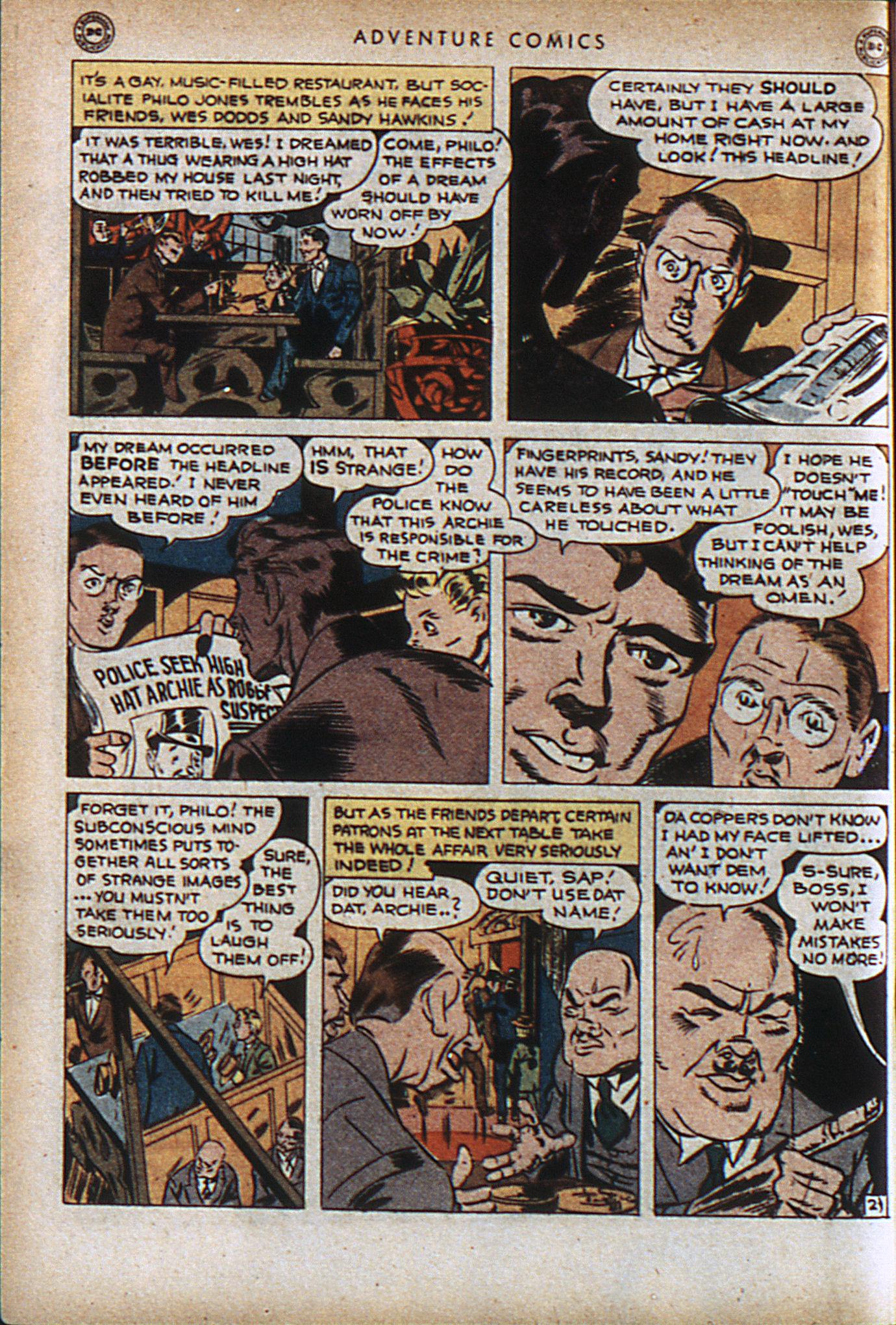 Read online Adventure Comics (1938) comic -  Issue #96 - 5