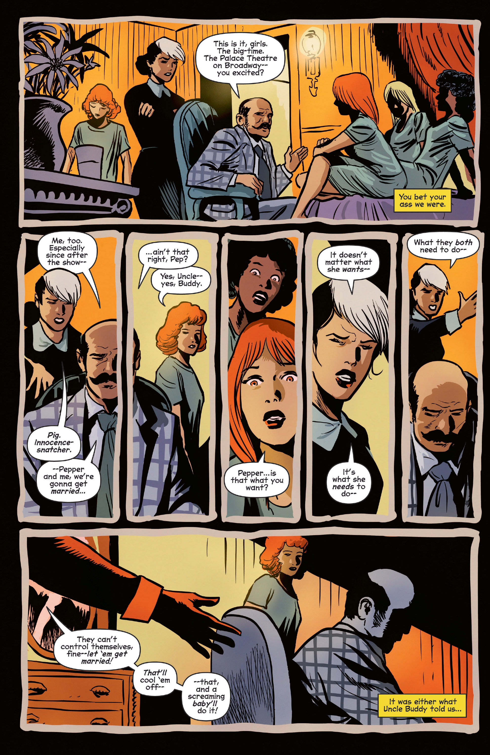 Read online Afterlife with Archie comic -  Issue #10 - 12
