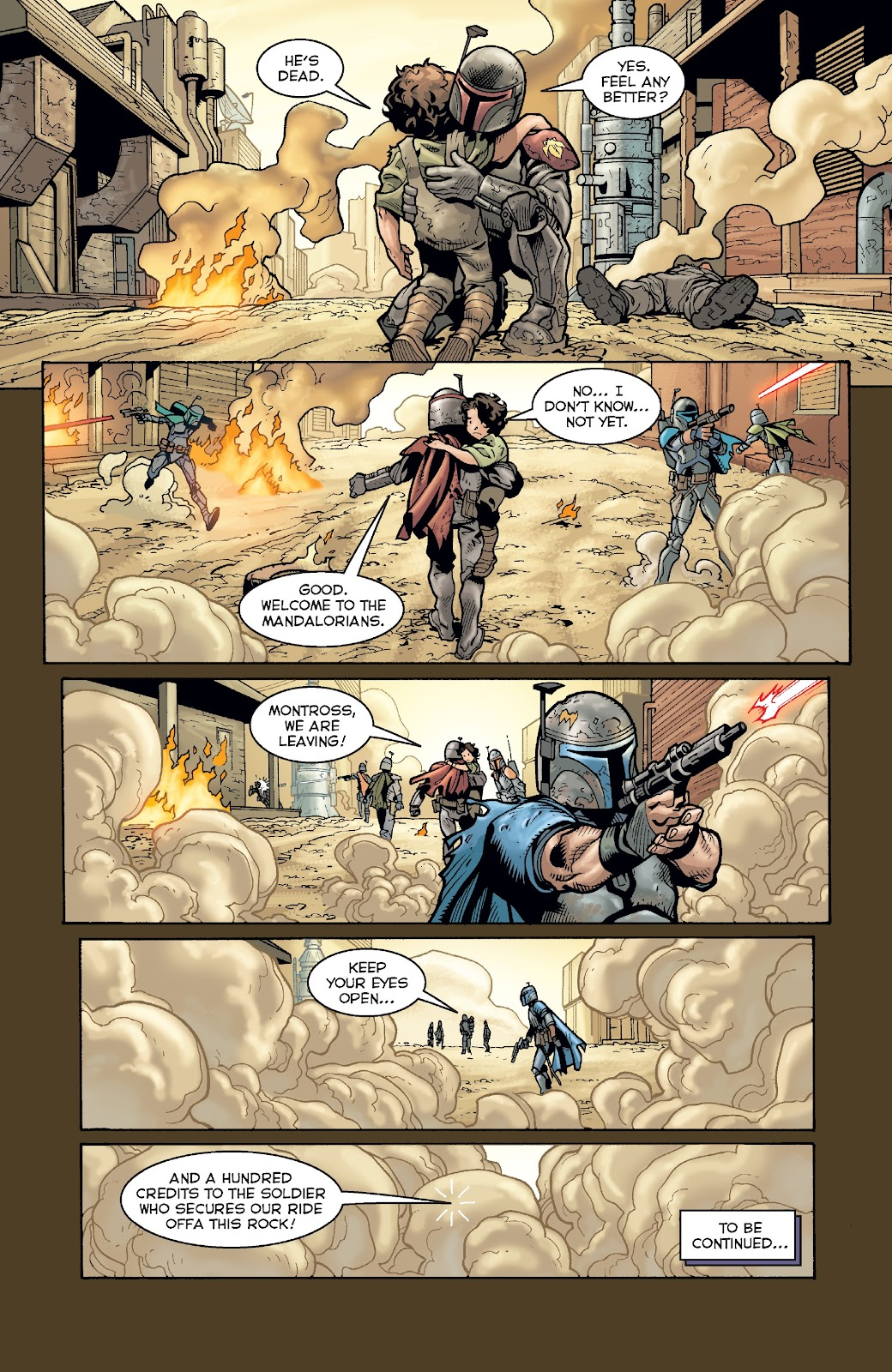 Read online Star Wars Legends Epic Collection: The Menace Revealed comic -  Issue # TPB (Part 1) - 27