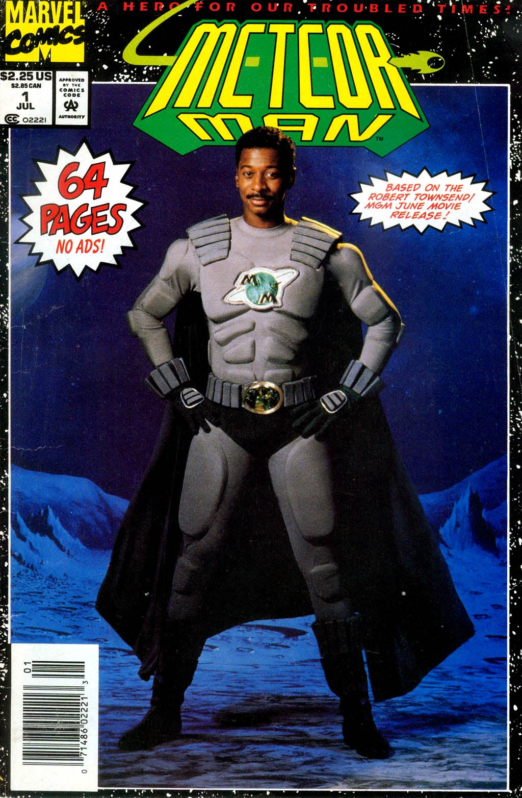 Meteor Man The Movie Full Page 1