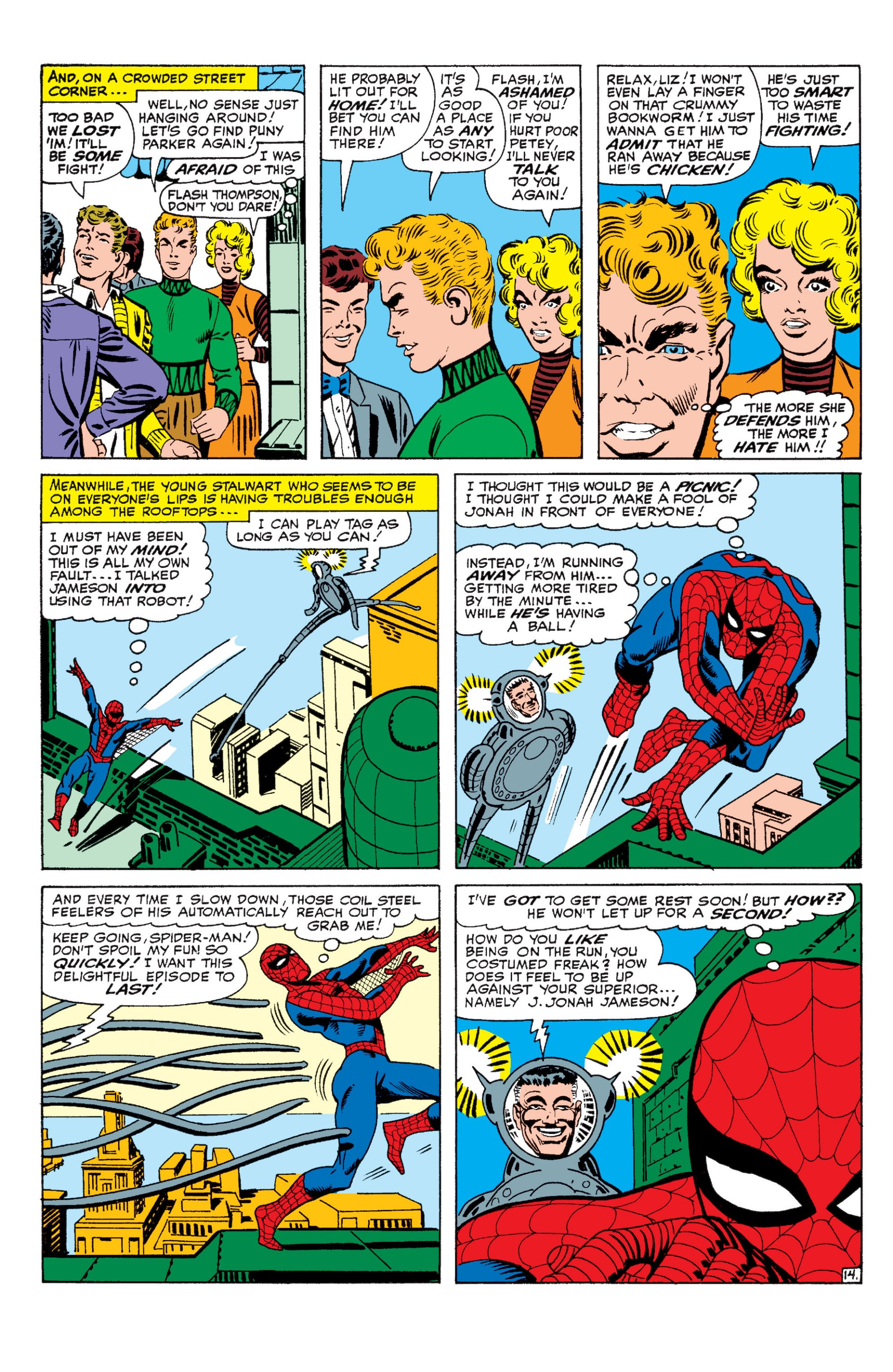 The Amazing Spider-Man (1963) 25 Page 14