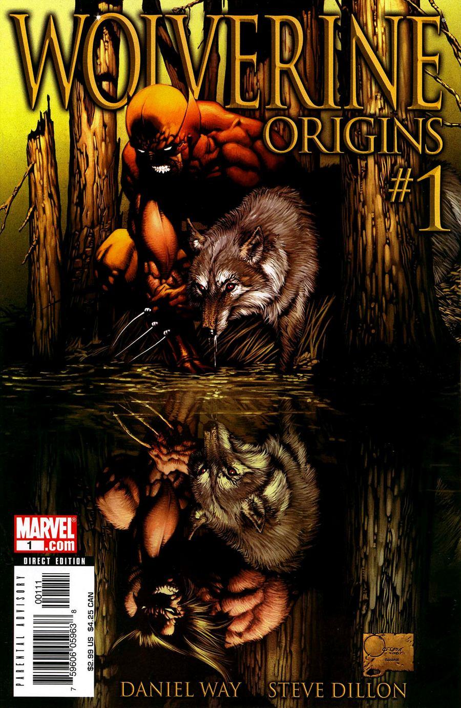 Read online Wolverine: Origins comic -  Issue #1 - 1