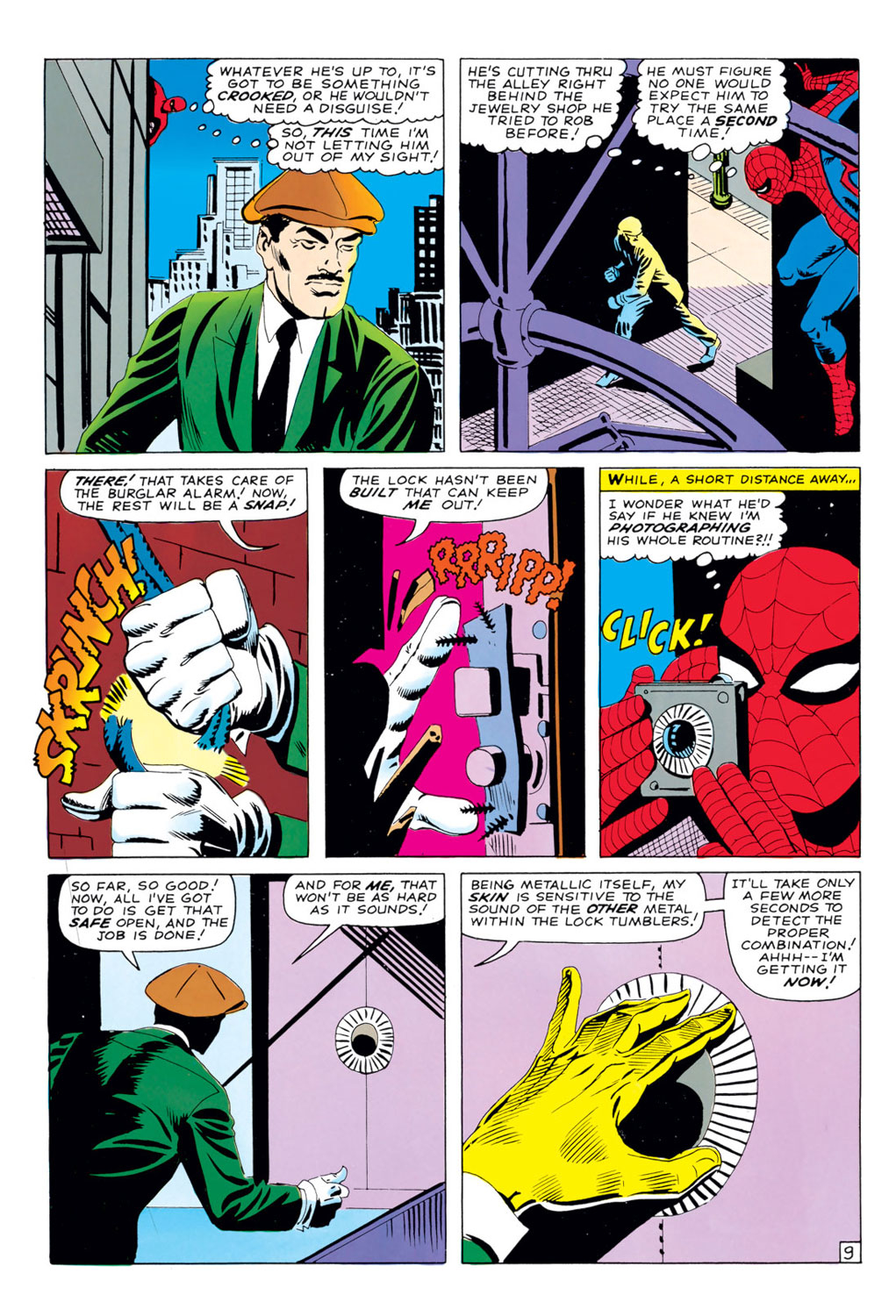The Amazing Spider-Man (1963) 35 Page 9