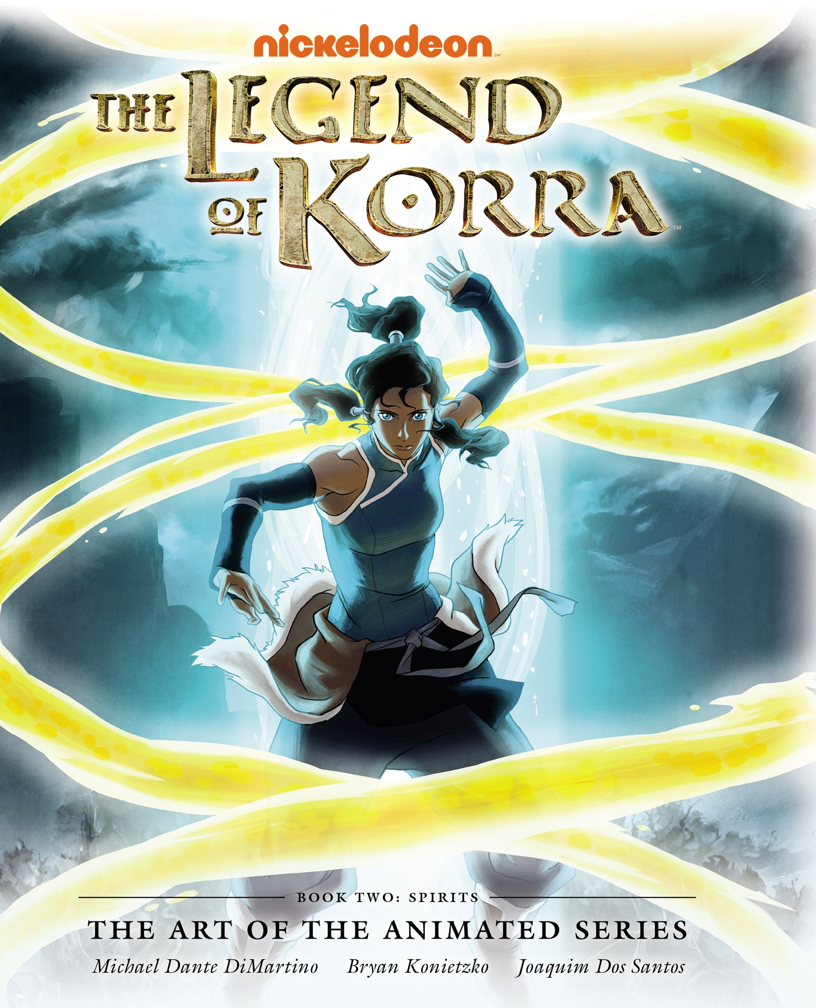 The Legend of Korra: The Art of the Animated Series TPB_2 Page 1