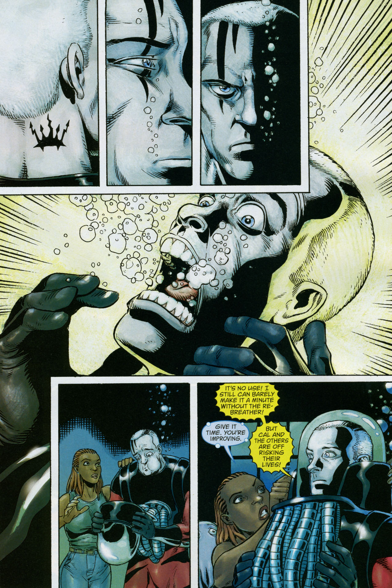 Read online Aquaman: Sword of Atlantis comic -  Issue #53 - 2