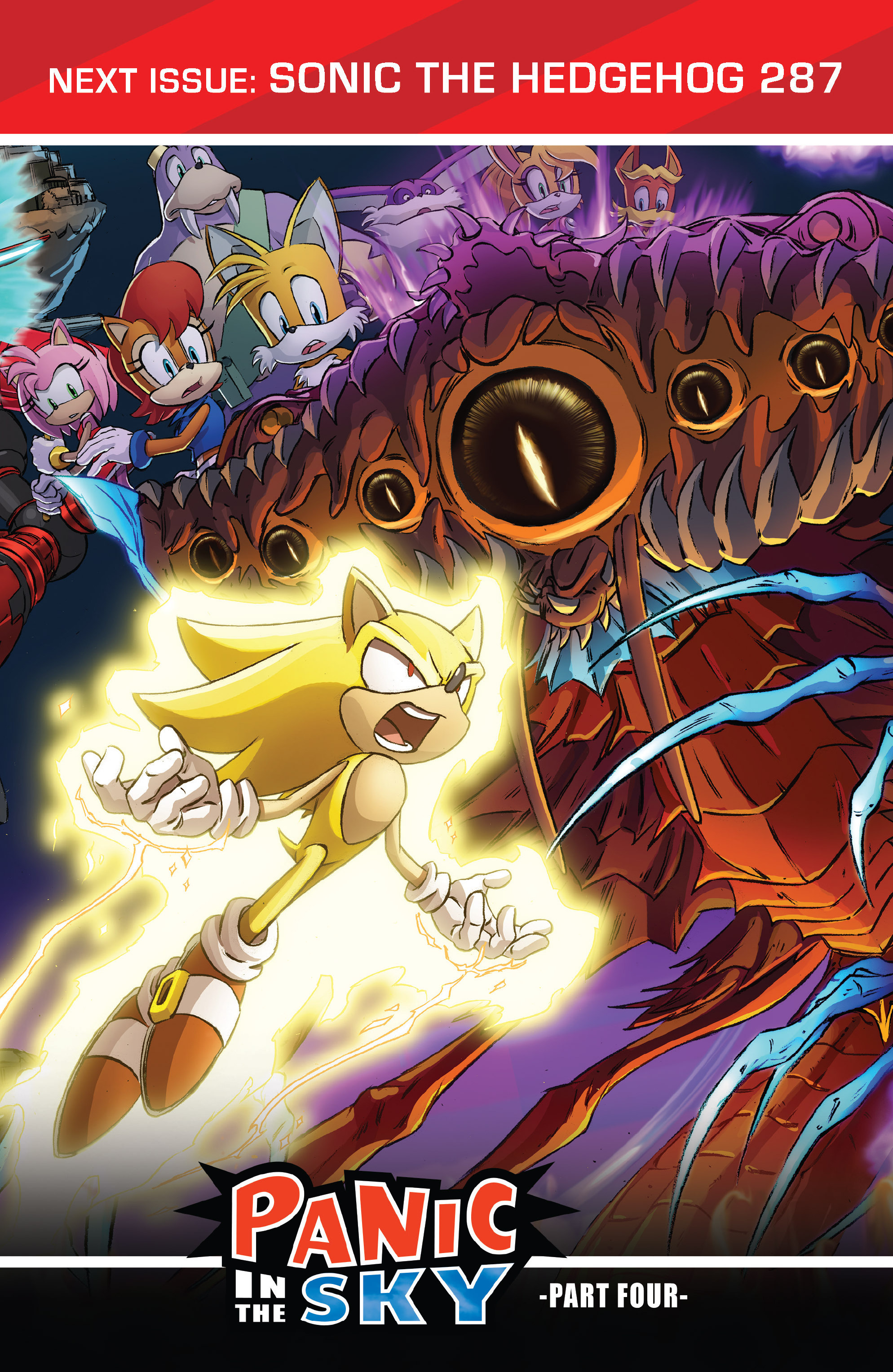 Read online Sonic The Hedgehog comic -  Issue #286 - 25