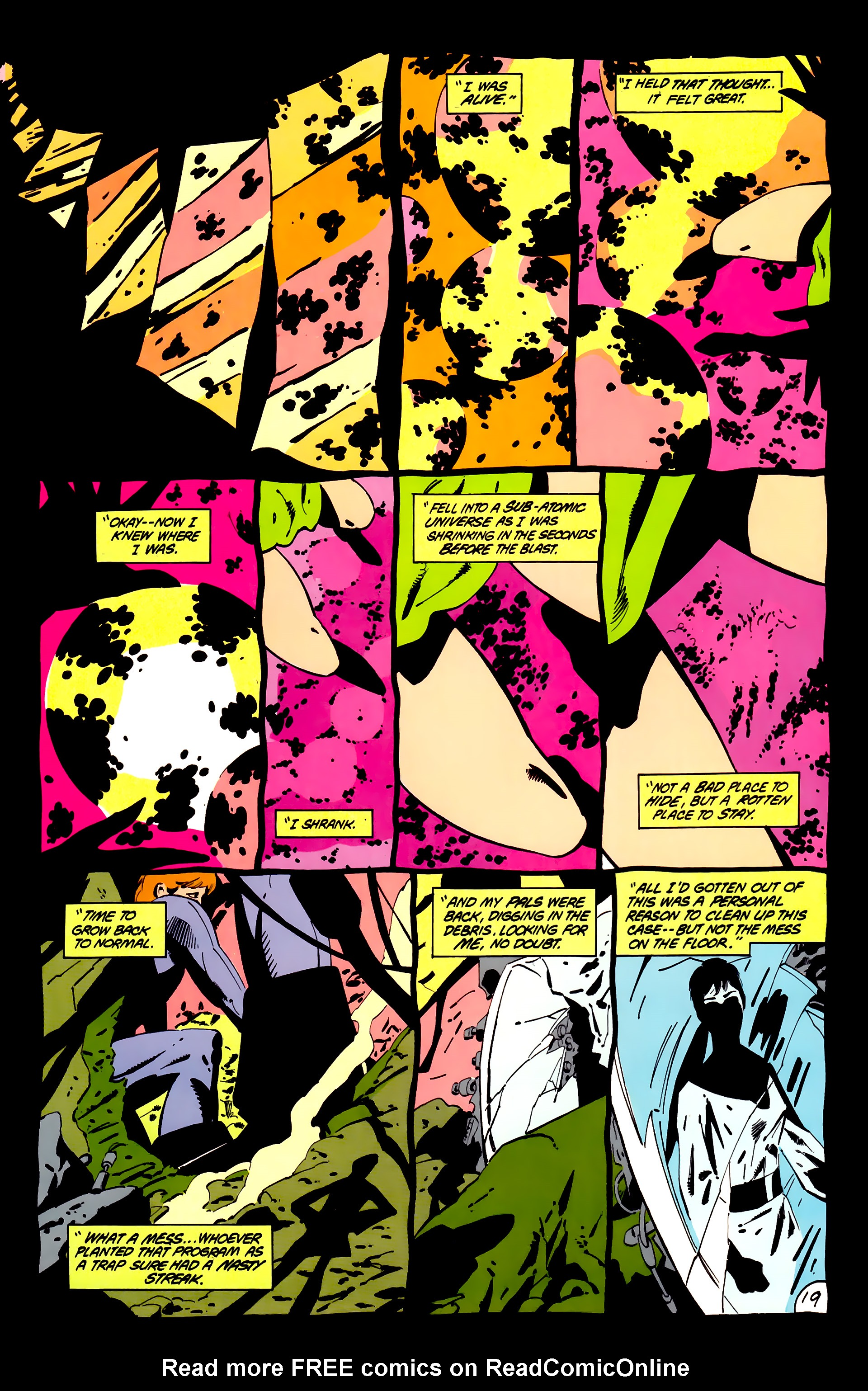 Legion of Super-Heroes (1984) _Annual_1 Page 20