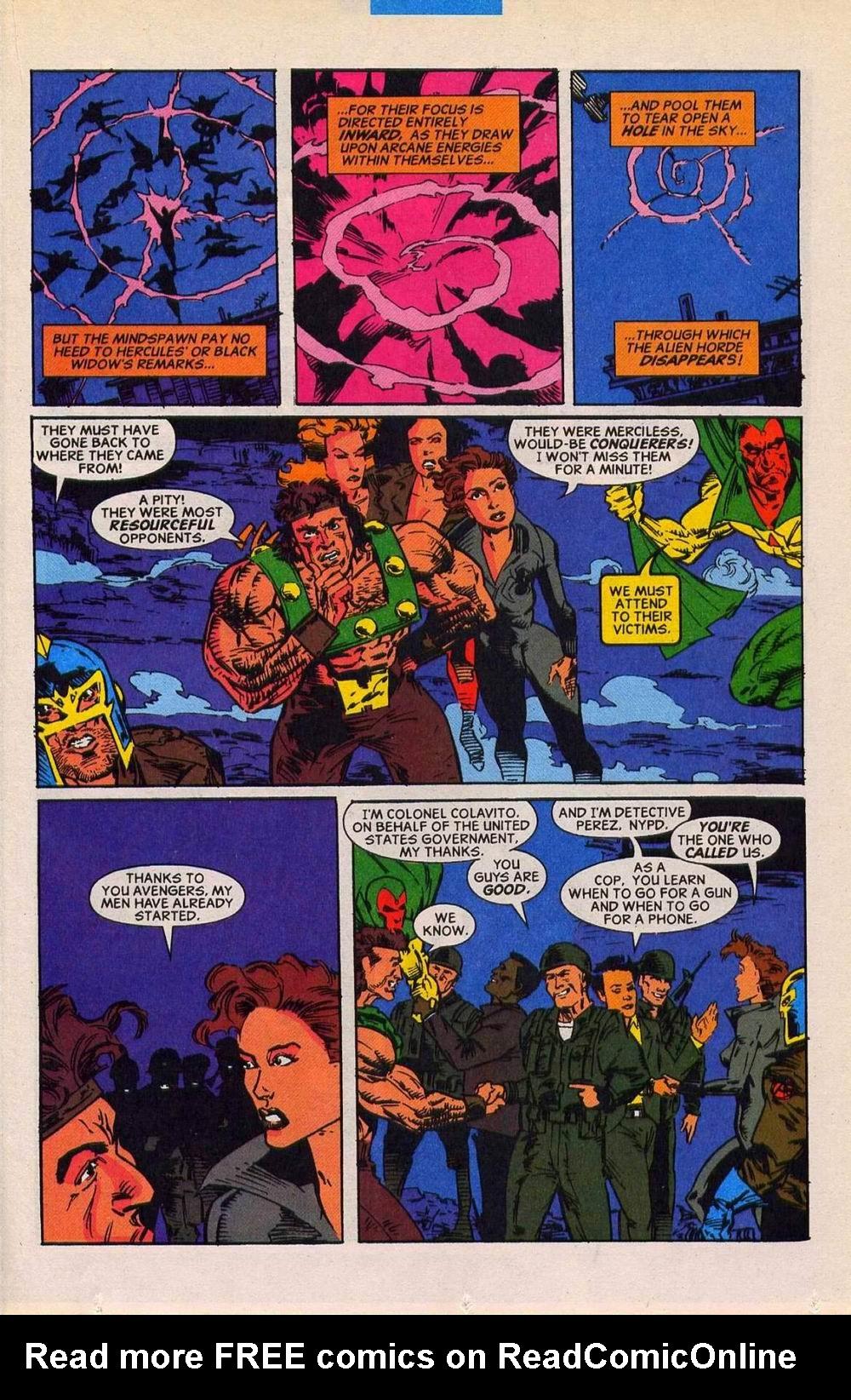 Read online Sleepwalker comic -  Issue #27 - 16