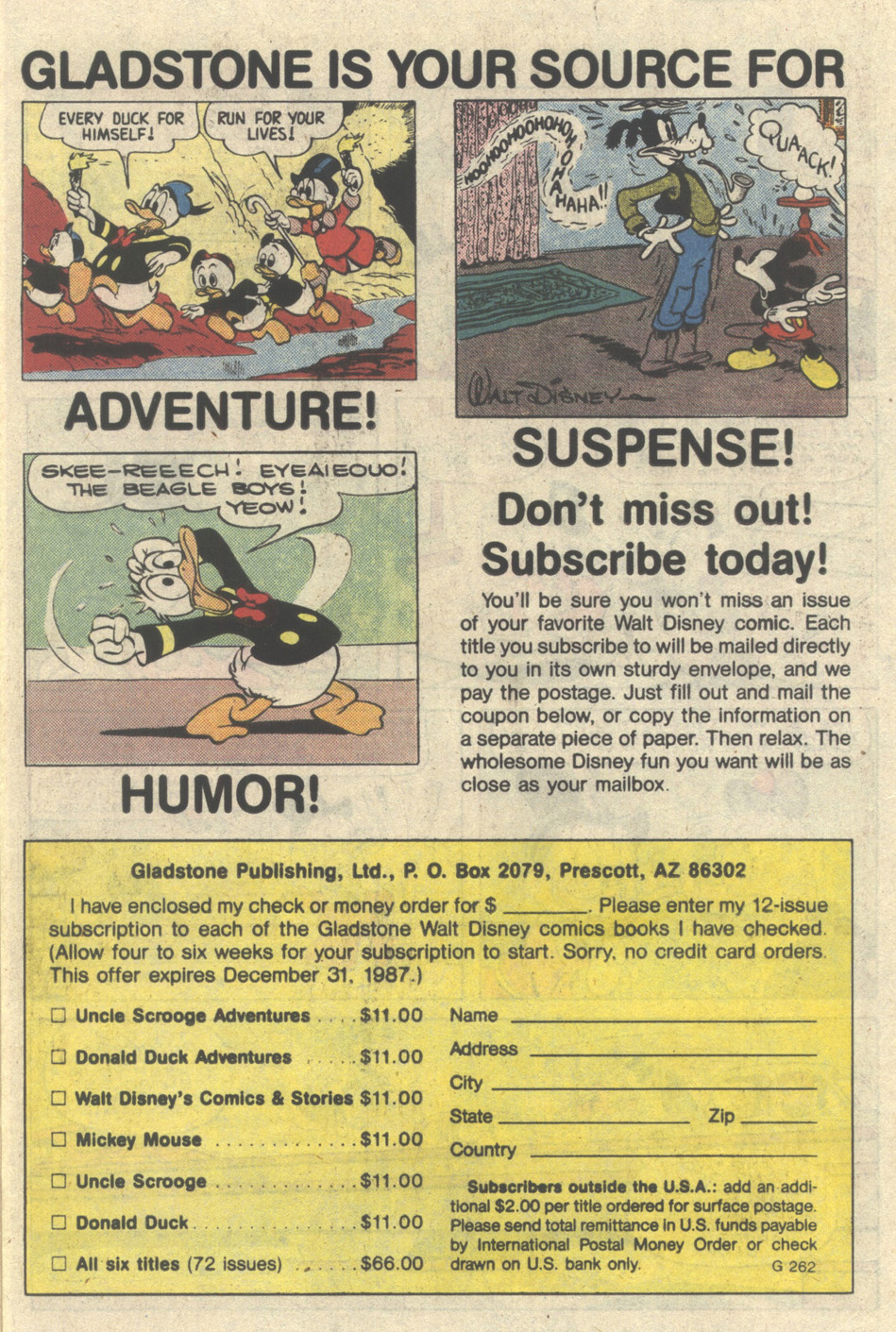 Read online Uncle Scrooge (1953) comic -  Issue #225 - 11