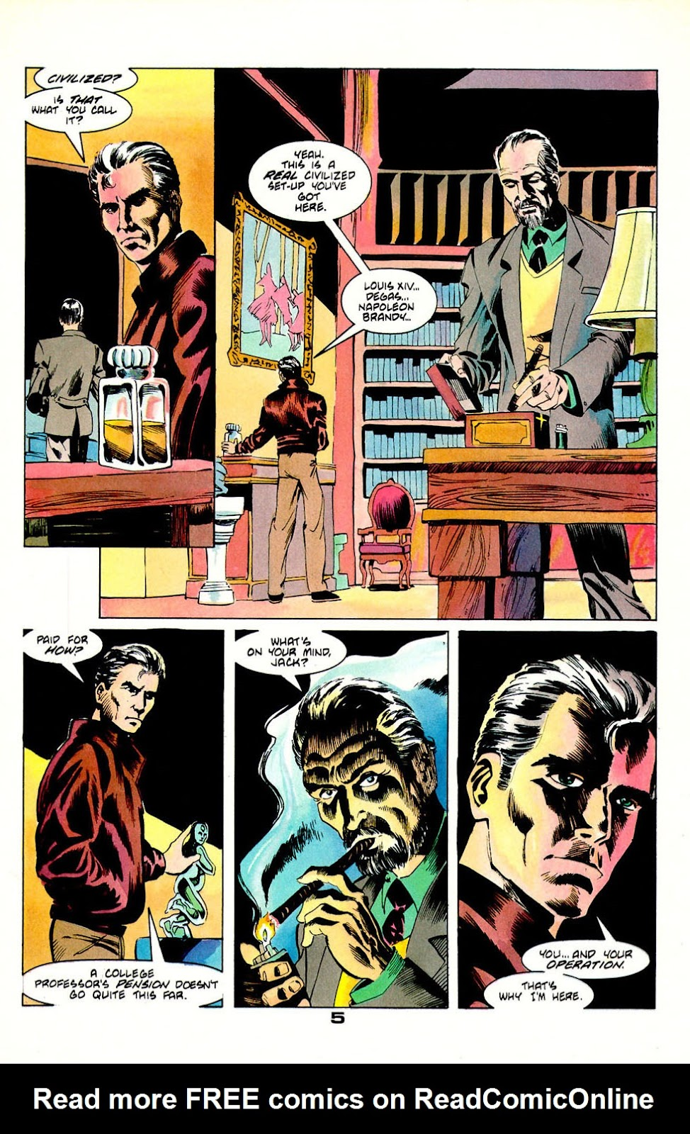 Jon Sable, Freelance issue 56 - Page 6