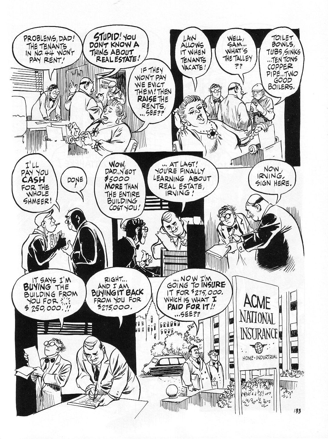 Read online Dropsie Avenue, The Neighborhood comic -  Issue # Full - 135