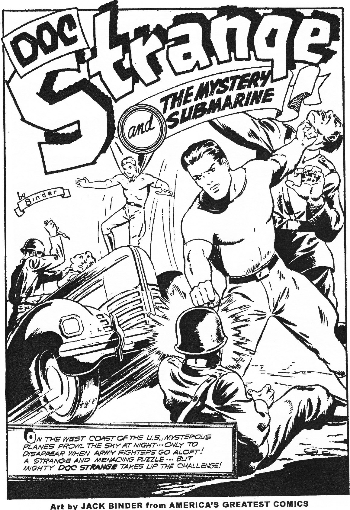 Read online Men of Mystery Comics comic -  Issue #84 - 58