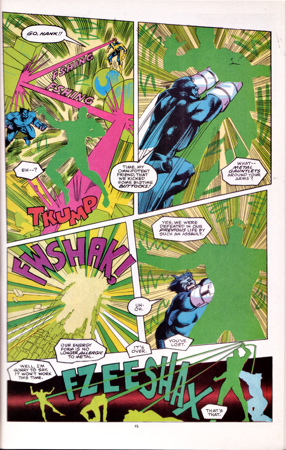 Read online X-Factor (1986) comic -  Issue # _ Annual 6 - 13