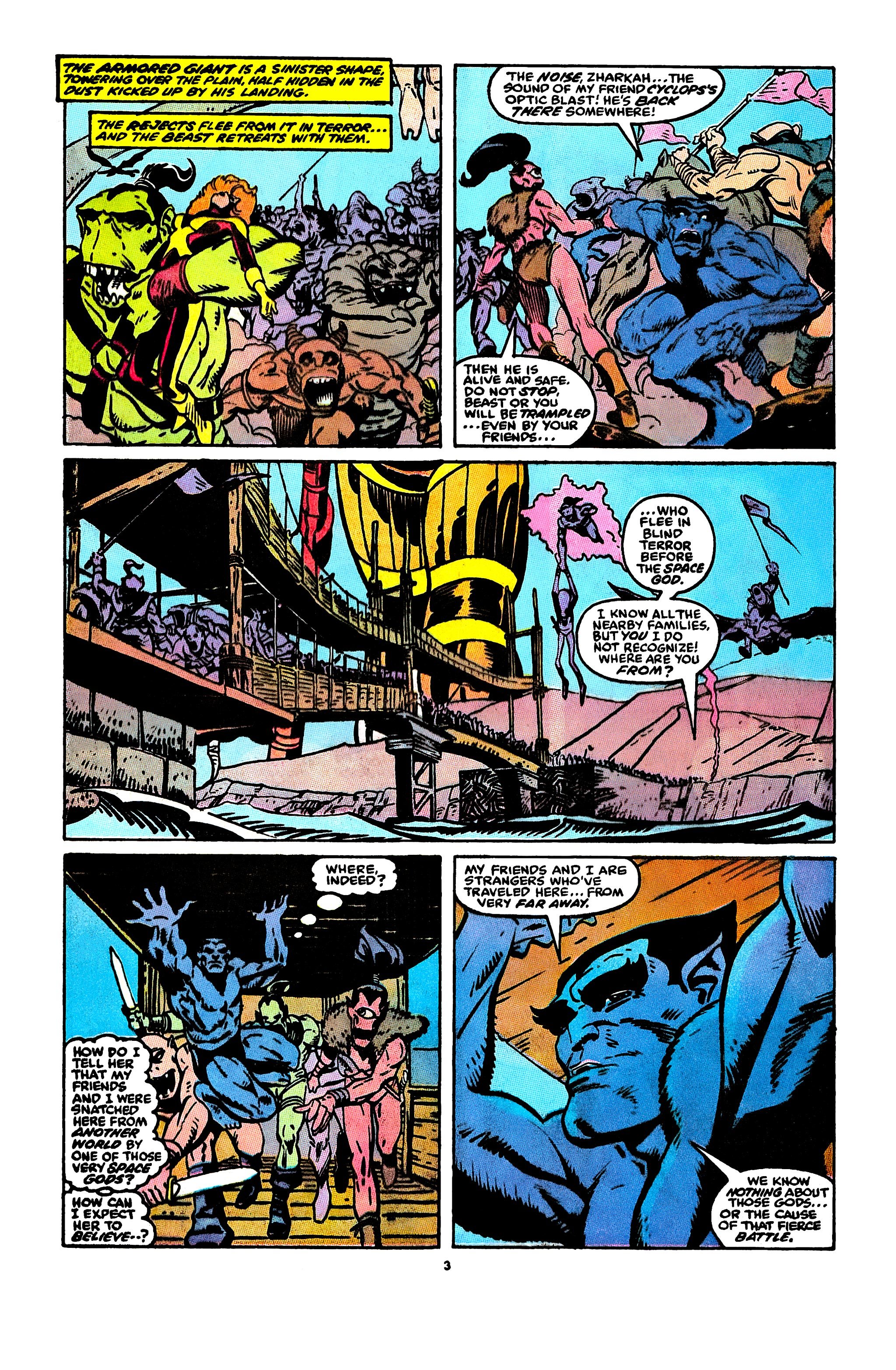 Read online X-Factor (1986) comic -  Issue #44 - 4