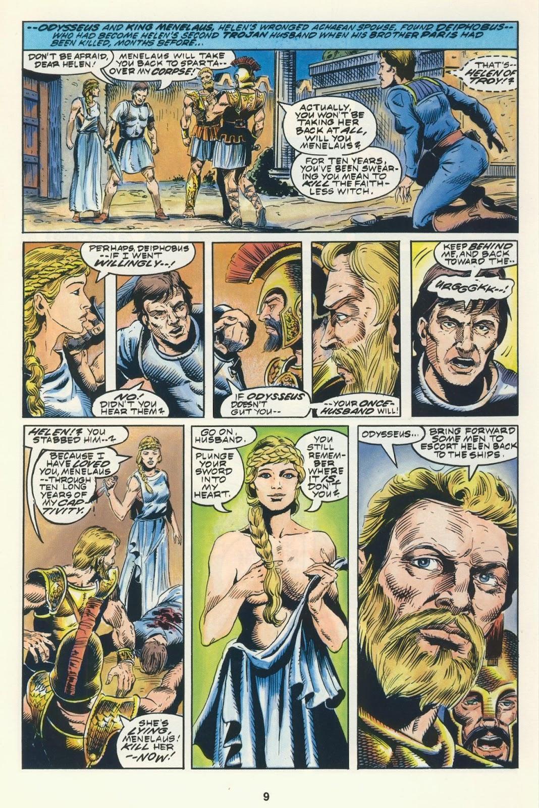 Warhawks issue 4 - Page 11
