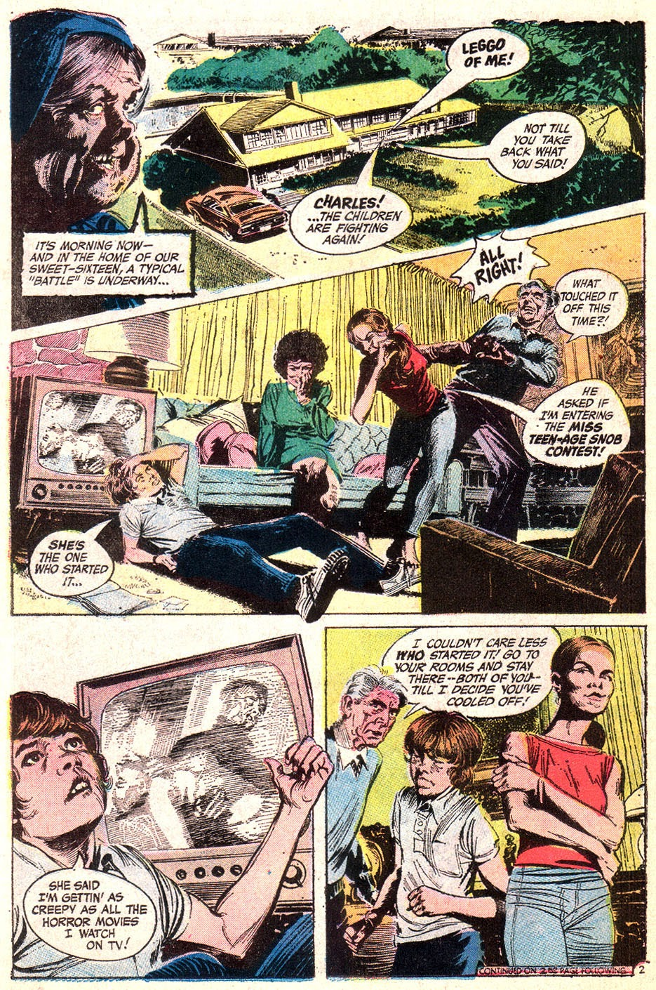 The Witching Hour (1969) issue 25 - Page 22