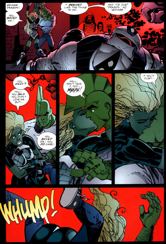 The Savage Dragon (1993) Issue #97 #100 - English 16
