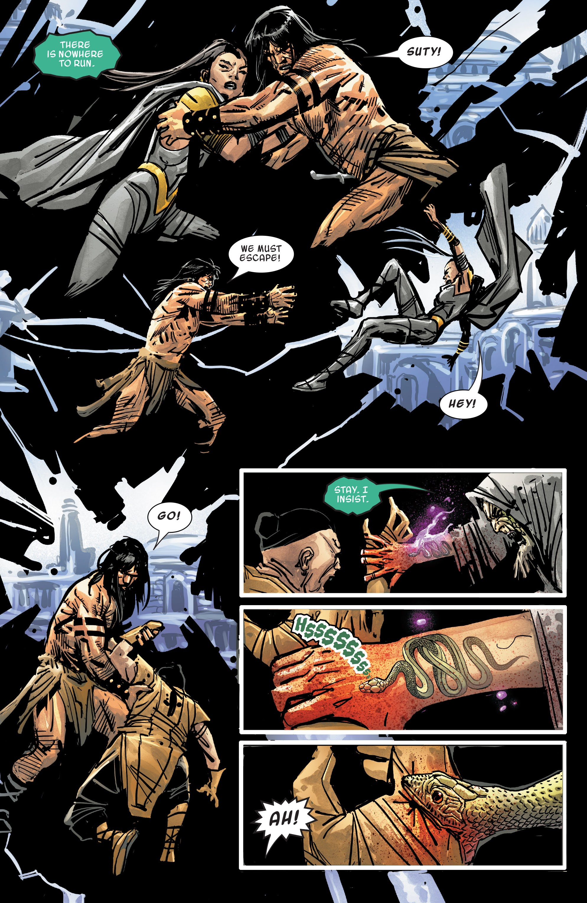 Read online Savage Sword of Conan comic -  Issue #3 - 18