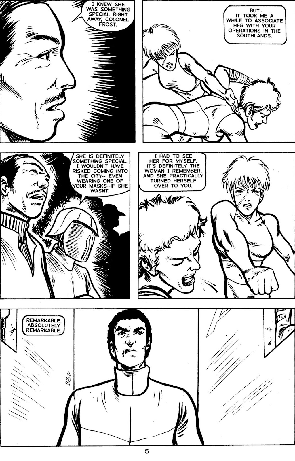 Robotech MechAngel issue 2 - Page 8