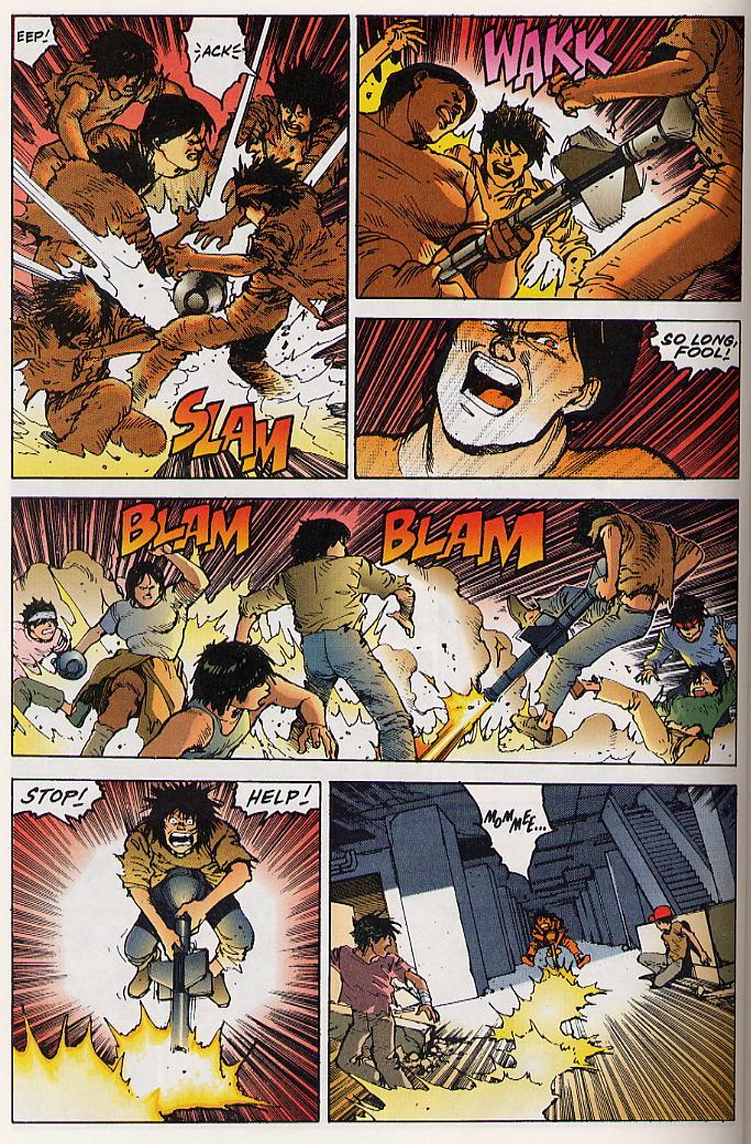 Read online Akira comic -  Issue #19 - 31