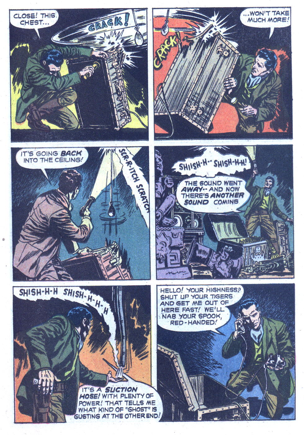Four Color Comics issue 1020 - Page 13