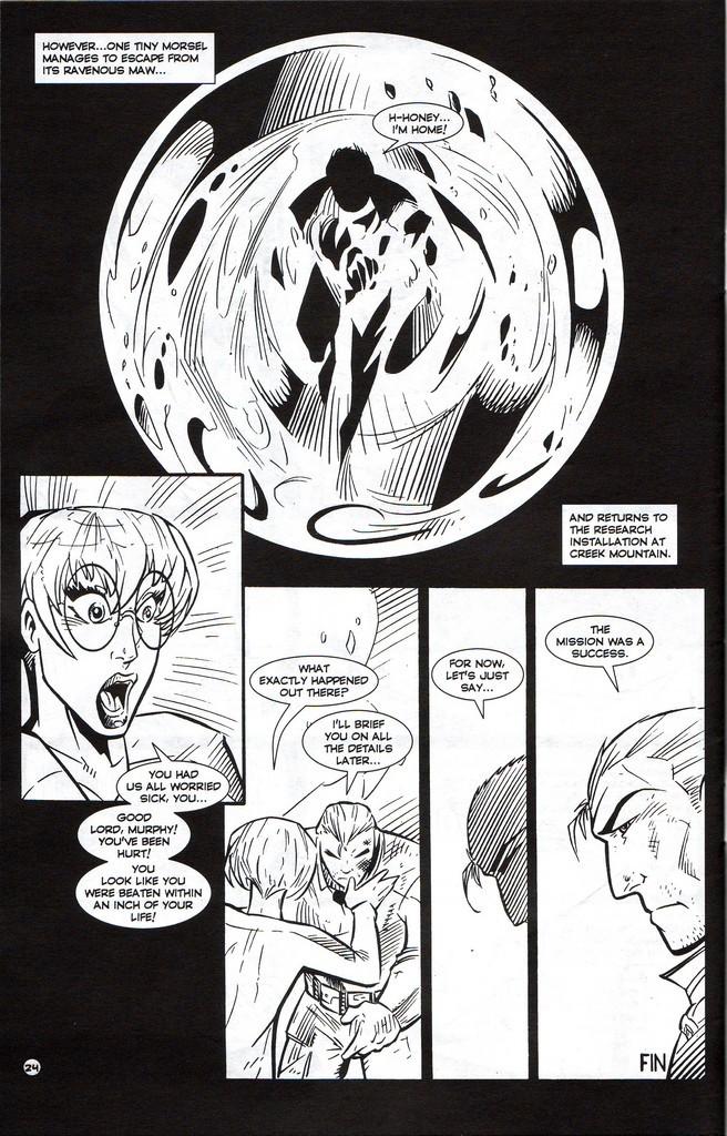 Read online Stargate: One Nation Under Ra comic -  Issue # Full - 26