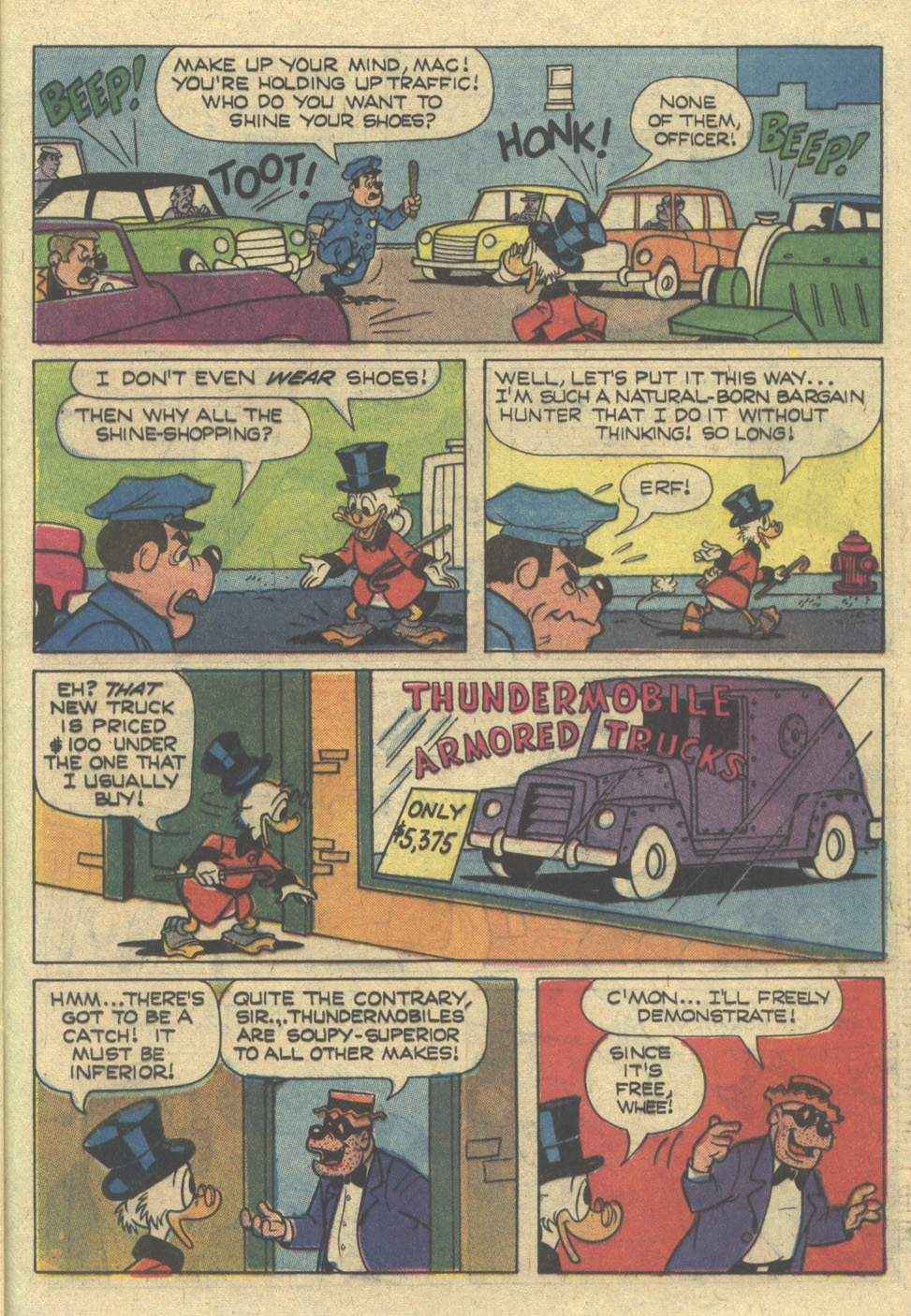 Read online Uncle Scrooge (1953) comic -  Issue #172 - 25