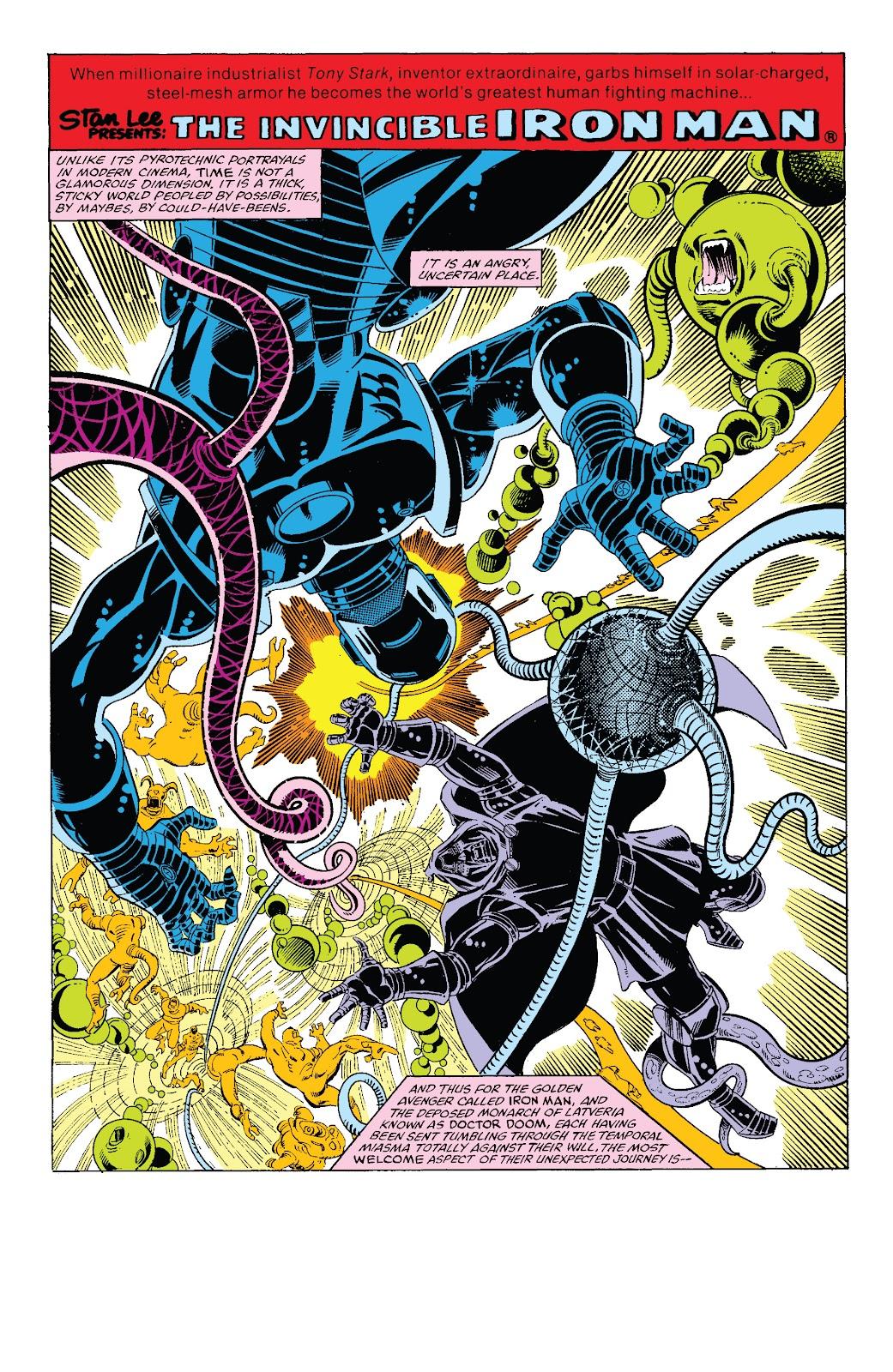 Read online Marvel Tales: Iron Man comic -  Issue # Full - 39