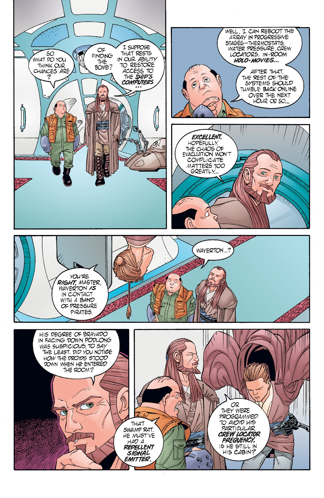 Read online Star Wars Legends: Rise of the Sith - Epic Collection comic -  Issue # TPB 1 (Part 3) - 55