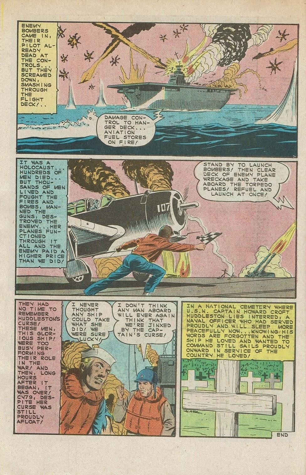 Read online Fightin' Navy comic -  Issue #126 - 32