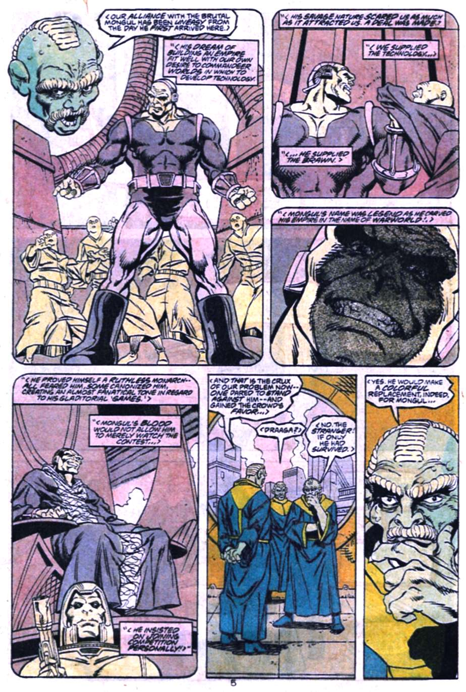 Read online Adventures of Superman (1987) comic -  Issue #455 - 6
