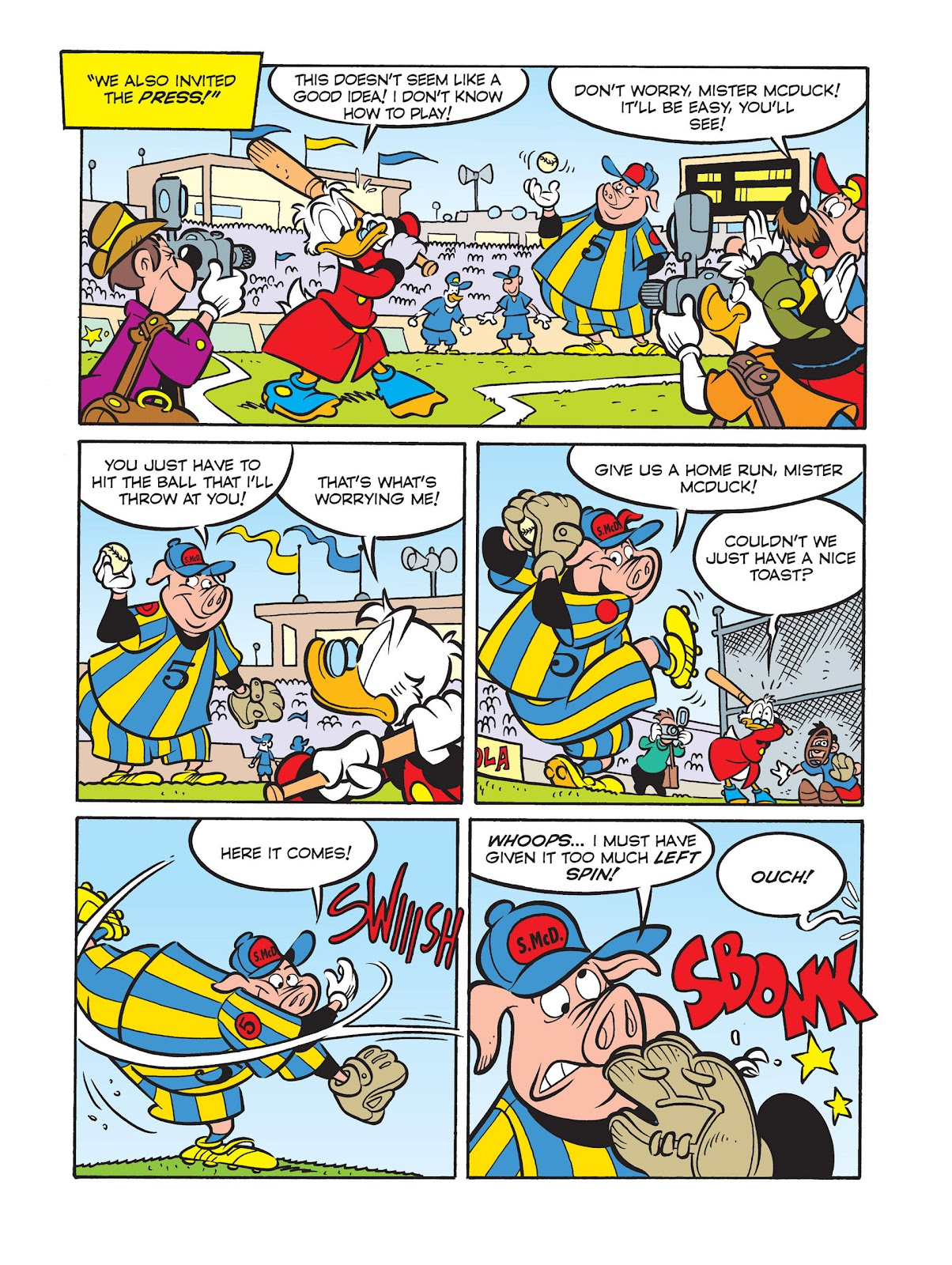 All of Scrooge McDuck's Millions Issue #9 #9 - English 28