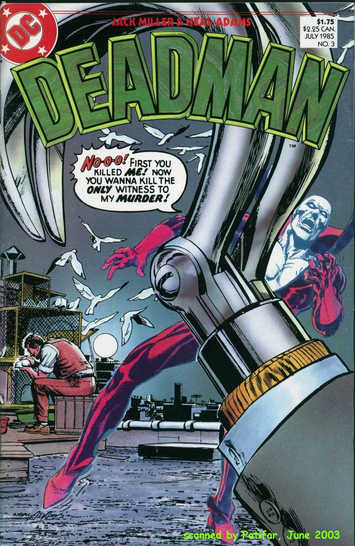 Deadman (1985) 3 Page 1