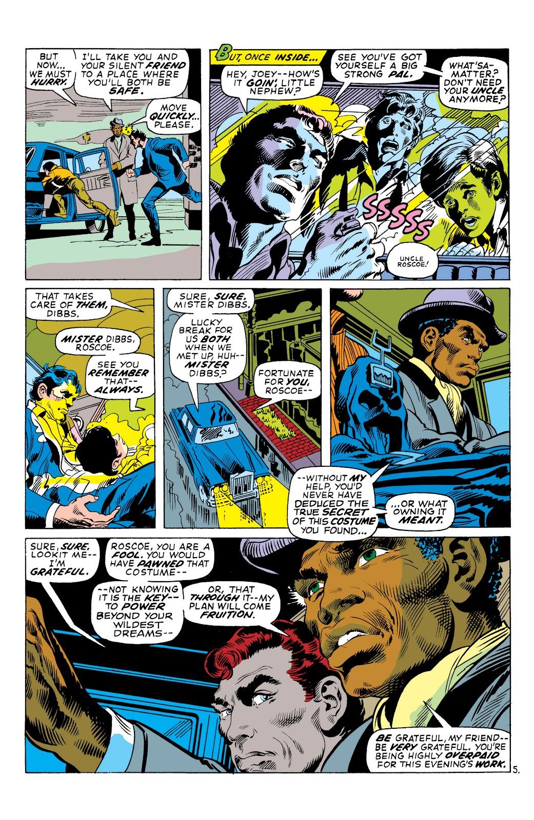 Read online Marvel Masterworks: The Inhumans comic -  Issue # TPB 1 (Part 2) - 40