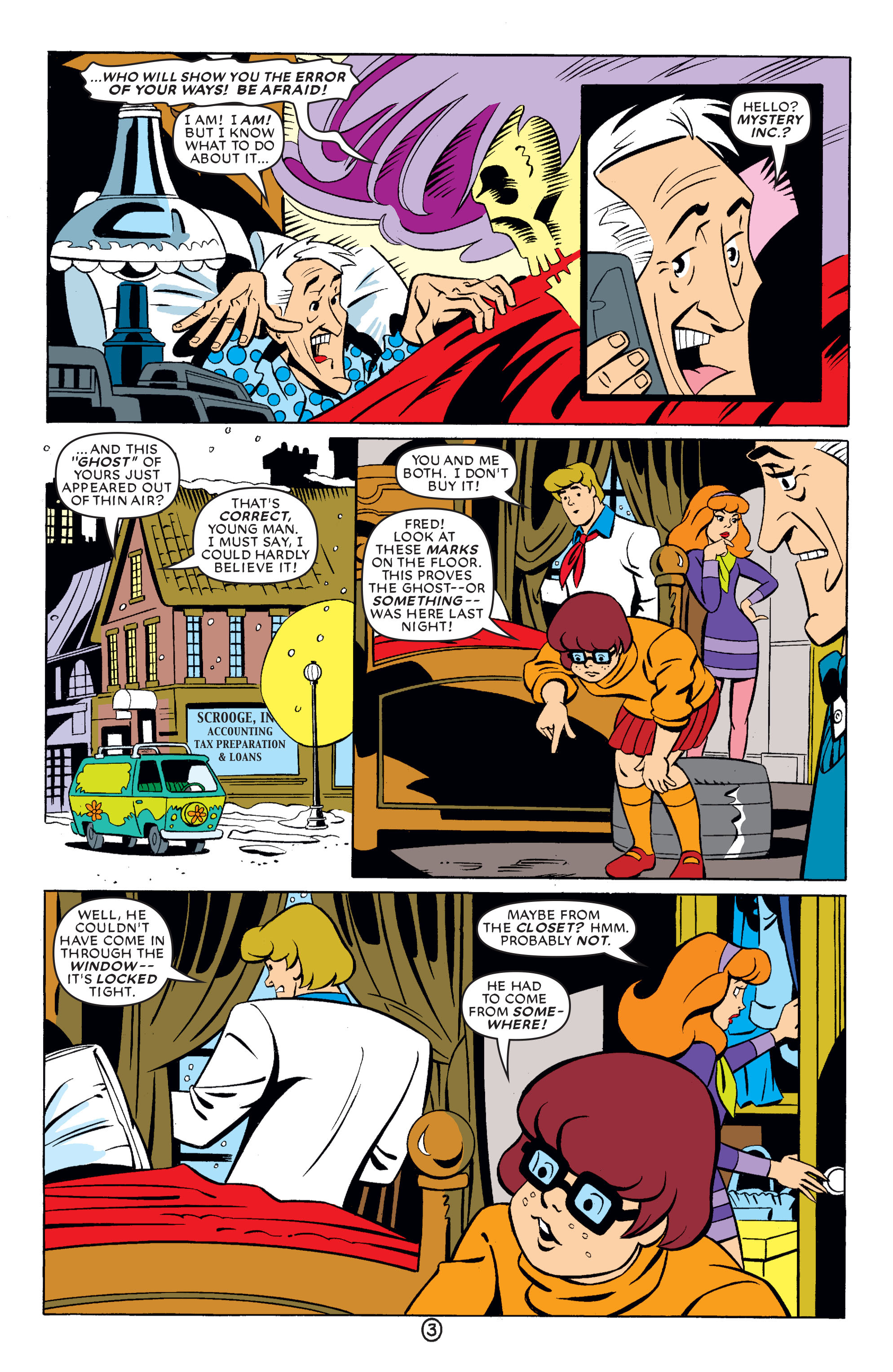 Read online Scooby-Doo (1997) comic -  Issue #67 - 16