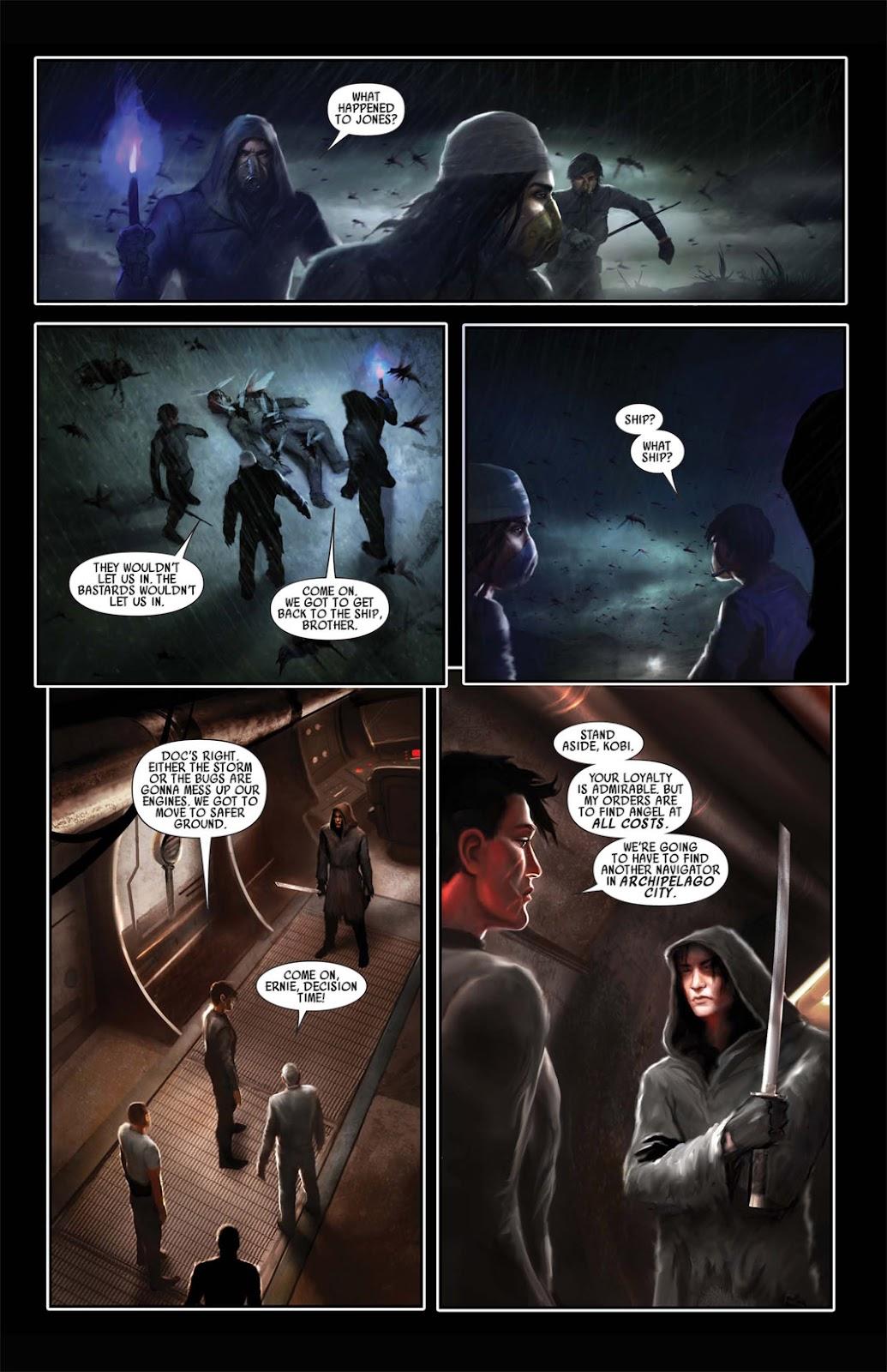 Read online After Dark comic -  Issue #1 - 47