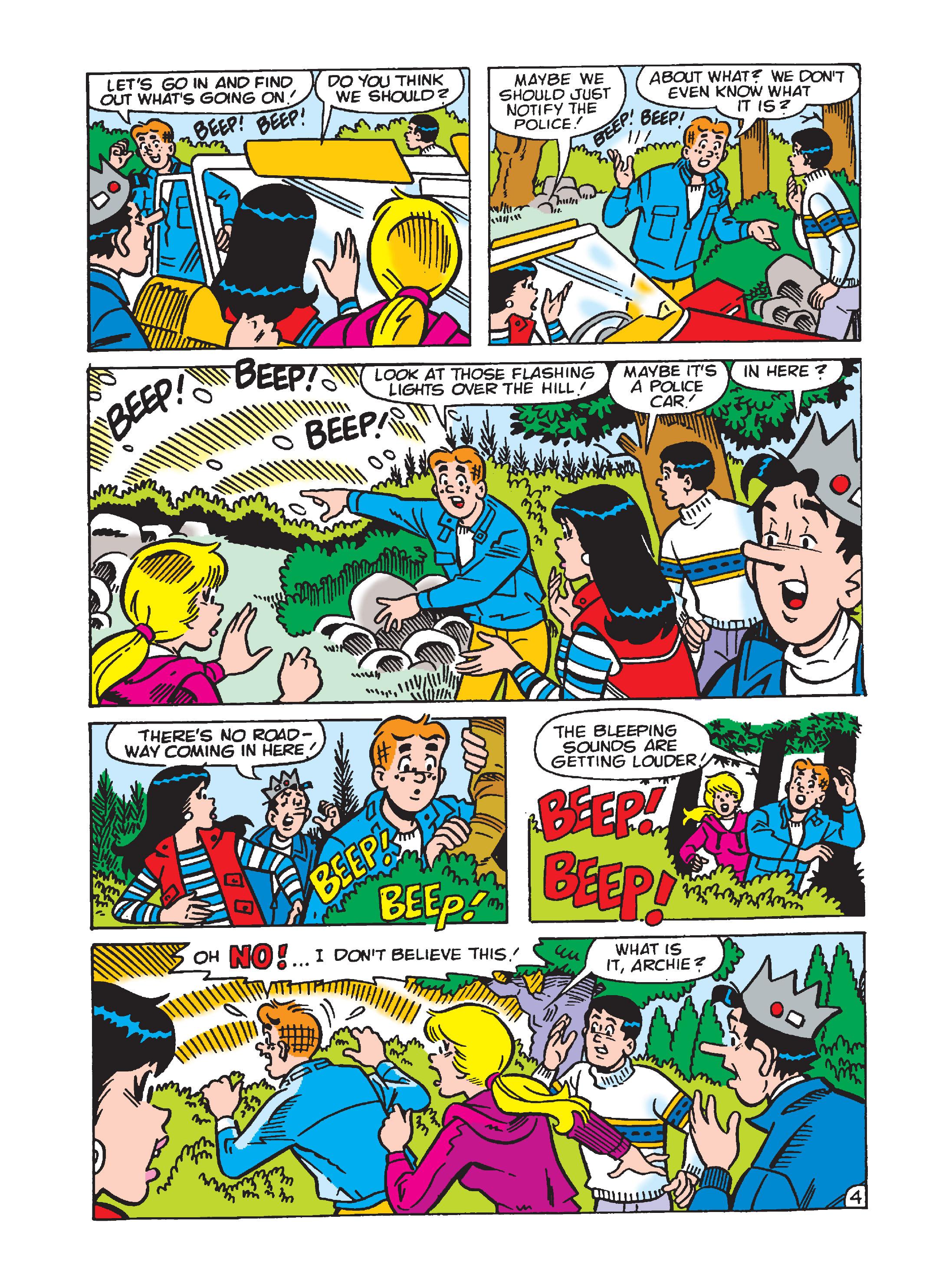 Read online Archie 1000 Page Comics Bonanza comic -  Issue #1 (Part 1) - 87