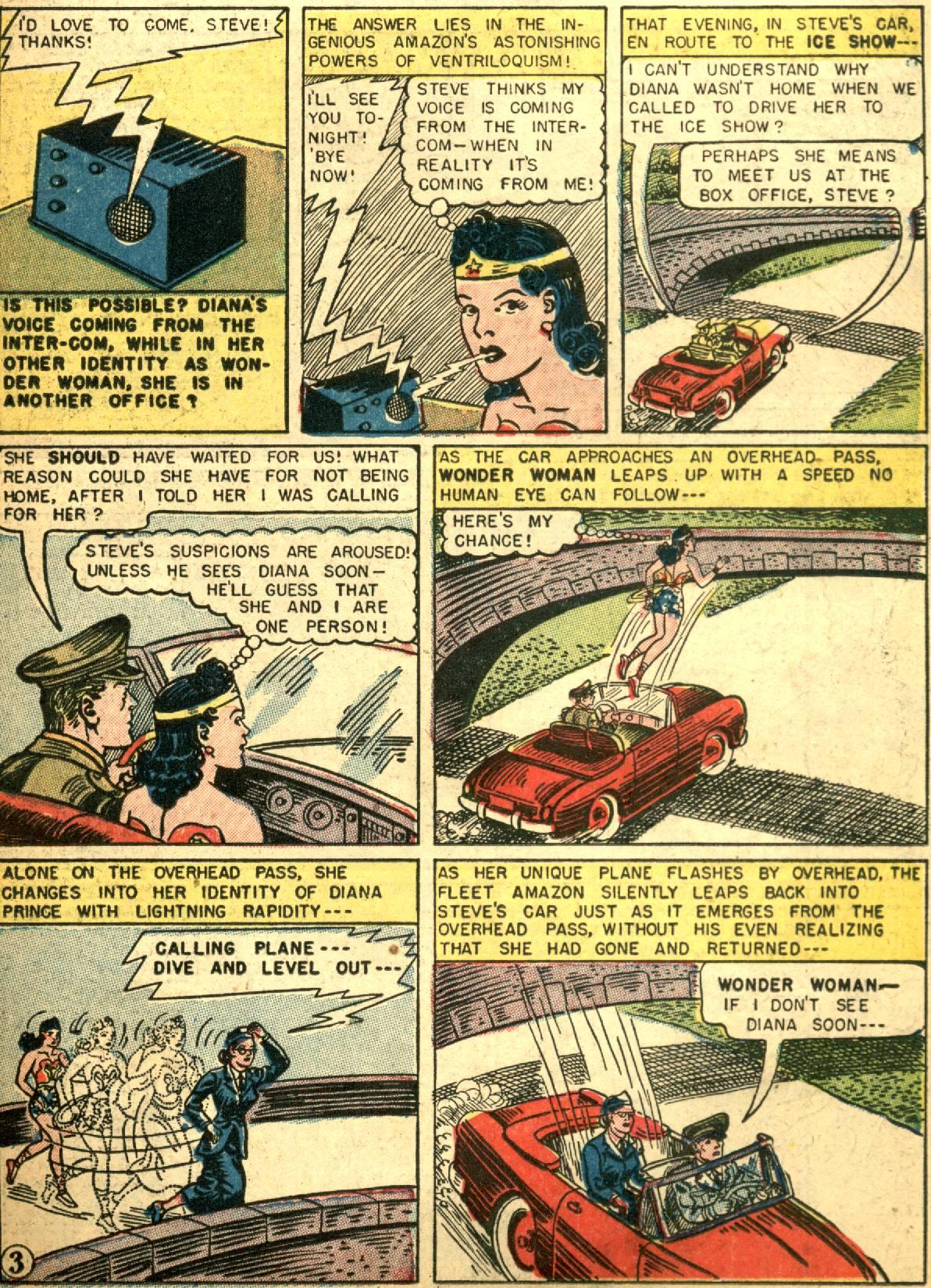 Read online Wonder Woman (1942) comic -  Issue #73 - 15