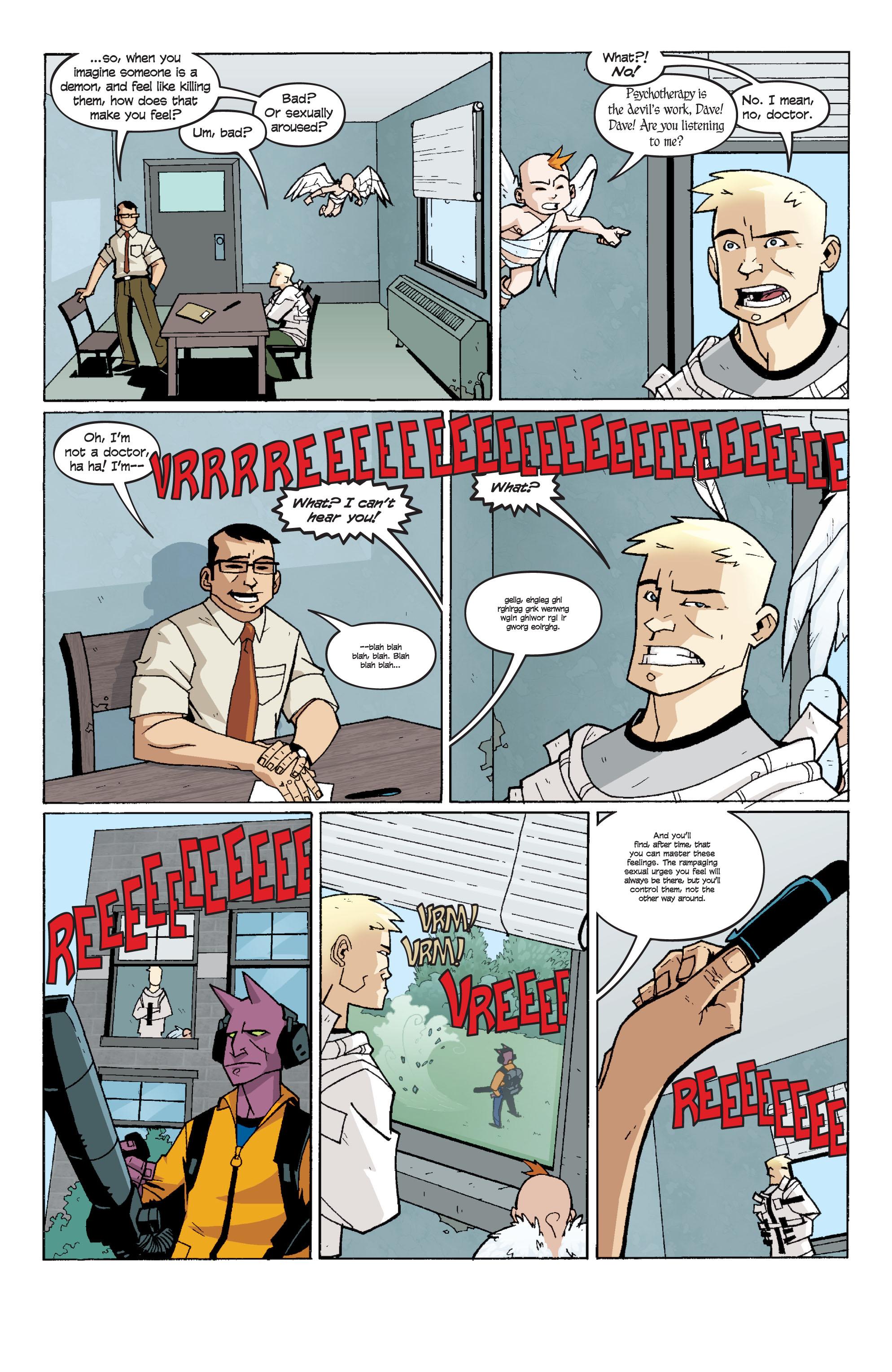 Read online Killer Of Demons comic -  Issue #2 - 9