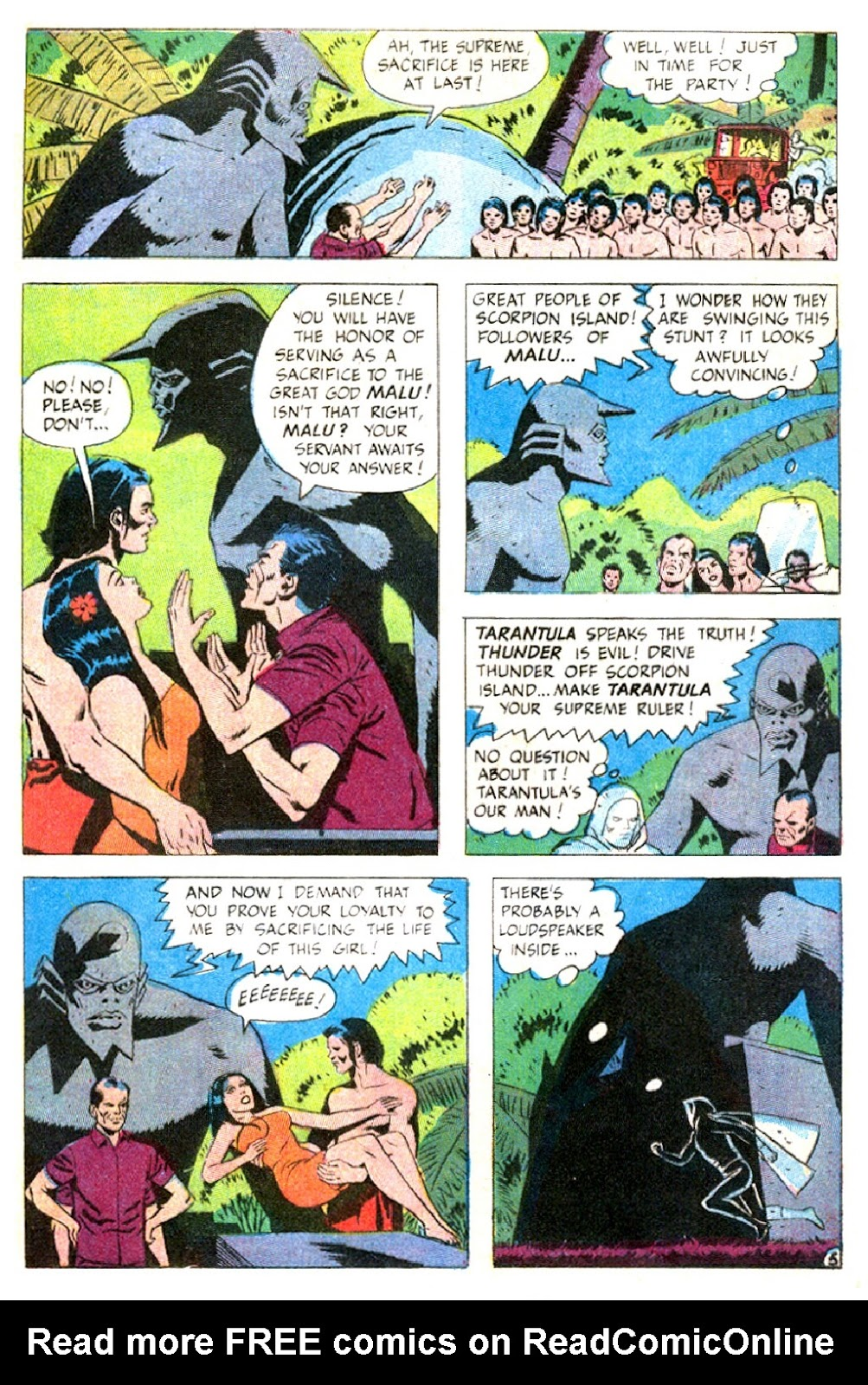T.H.U.N.D.E.R. Agents (1965) issue 9 - Page 31